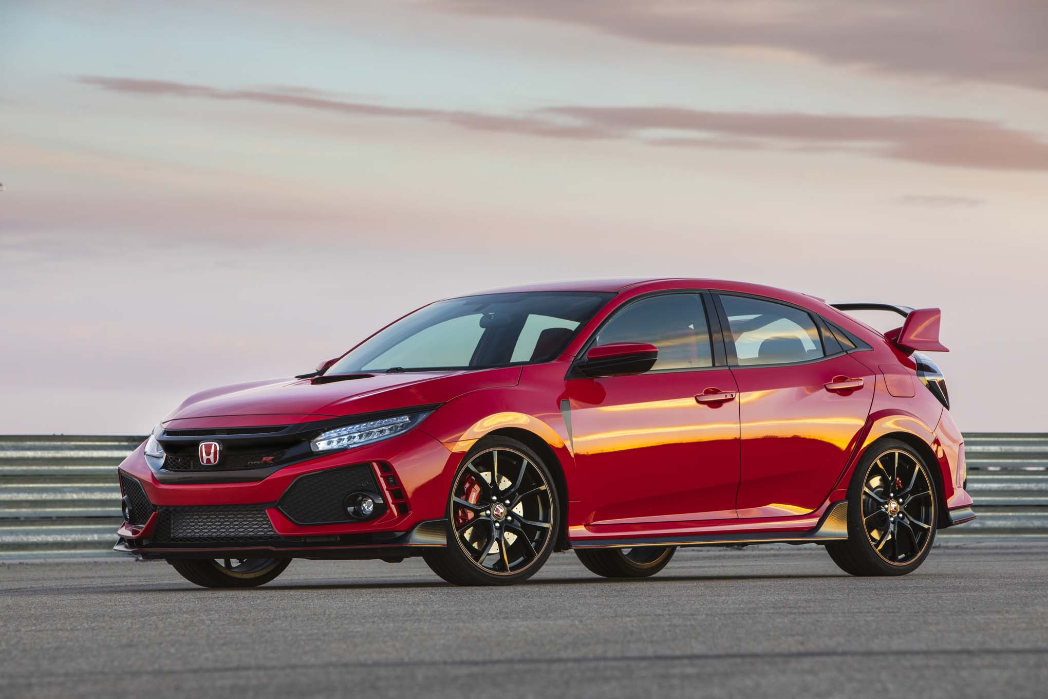 Honda Civic Type R 2017, disponible desde $34,775 dólares ...