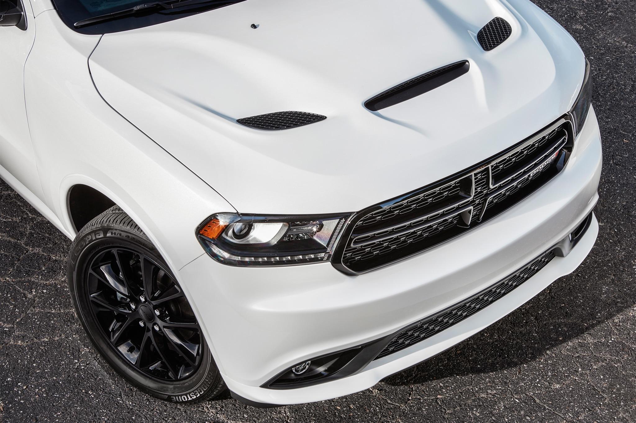 Dodge Durango 2018 Obtiene Caracteristicas Del Modelo Srt Motor Trend En Espanol