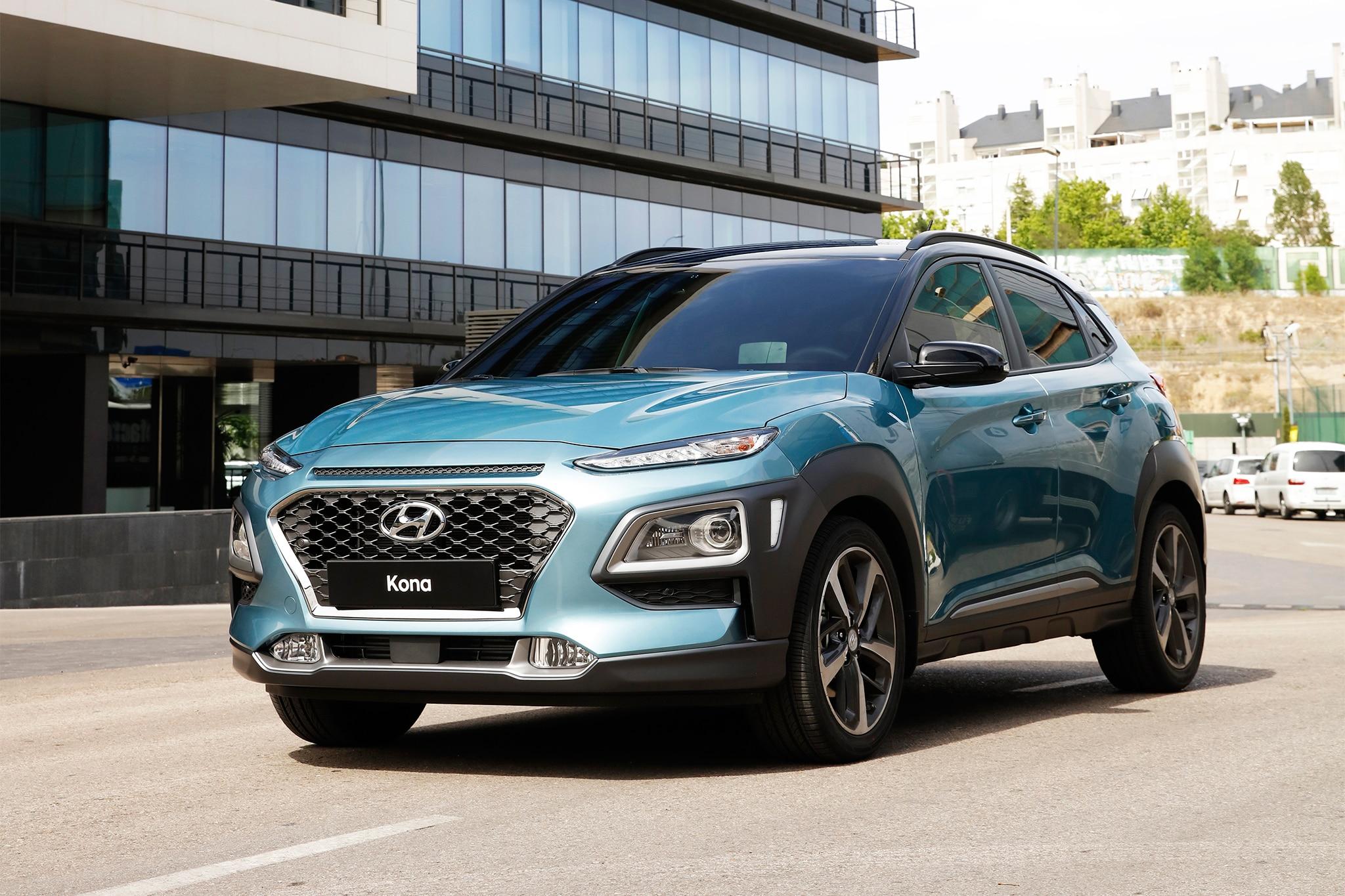 Hyundai Kona 2018: Primer Vistazo - Motor Trend en Español