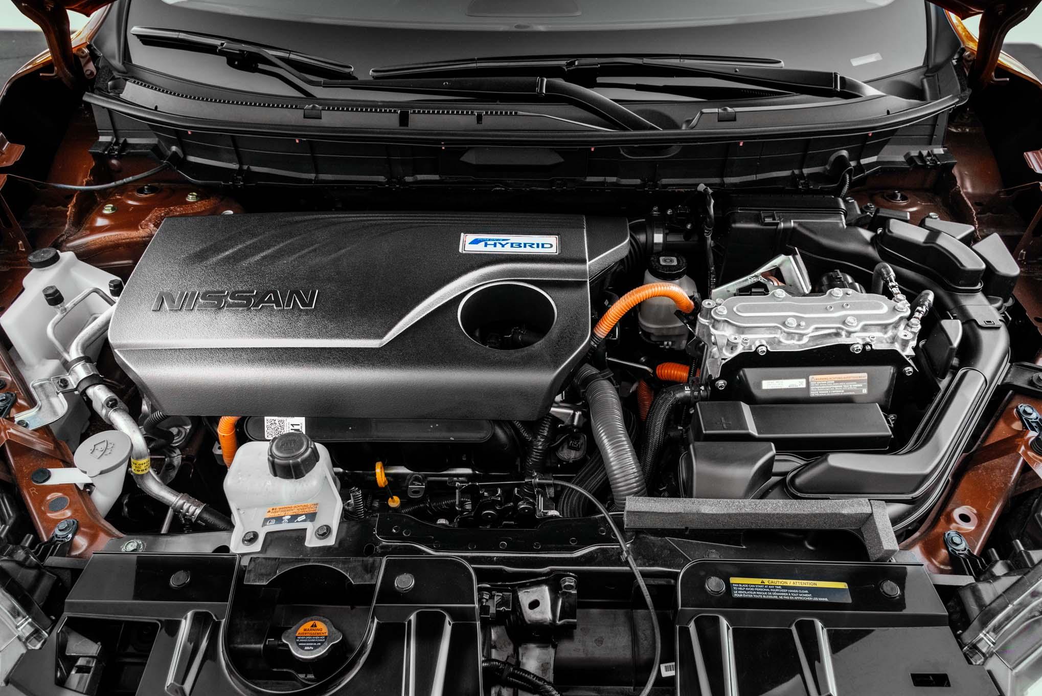 2017 nissan rogue hybrid engine motor trend en espa ol. Black Bedroom Furniture Sets. Home Design Ideas