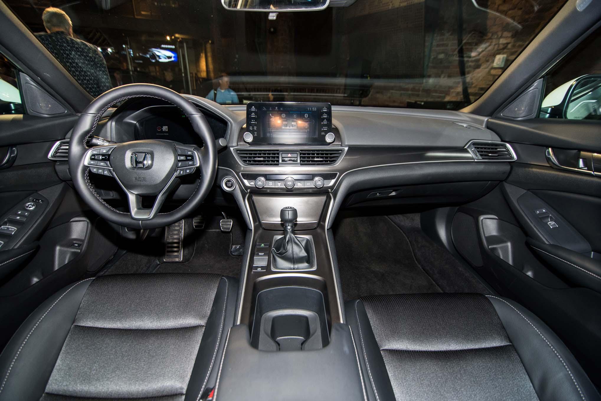 Honda Accord 2018 Primer Vistazo Motor Trend En Espa Ol
