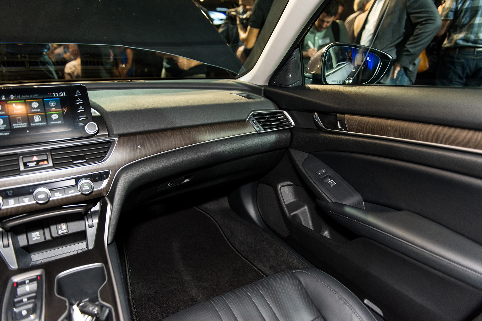 Honda Accord 2018 Inicia Su Producci N Motor Trend En Espa Ol