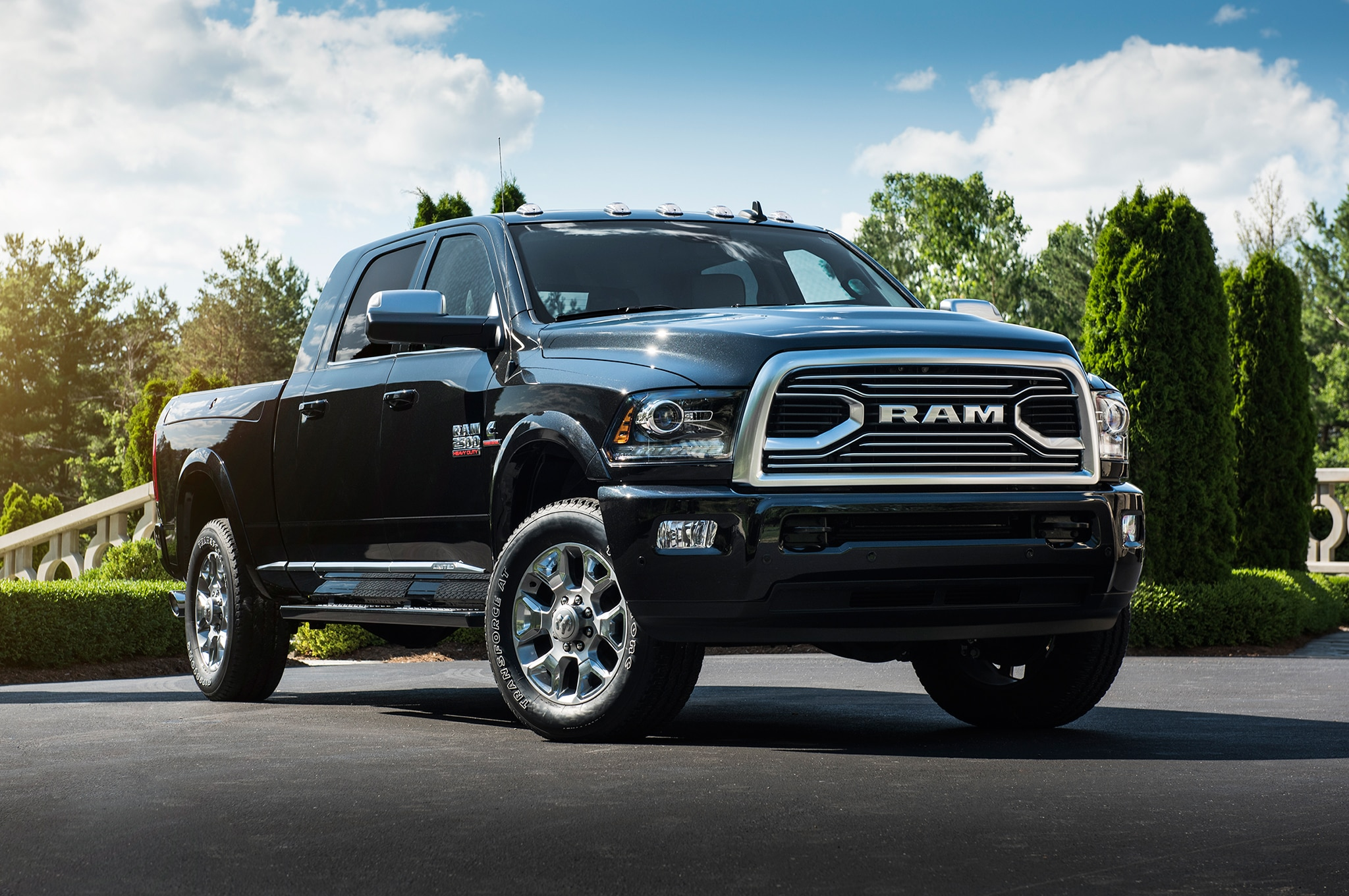 2018 Ram 2500 Limited Tungsten Edition