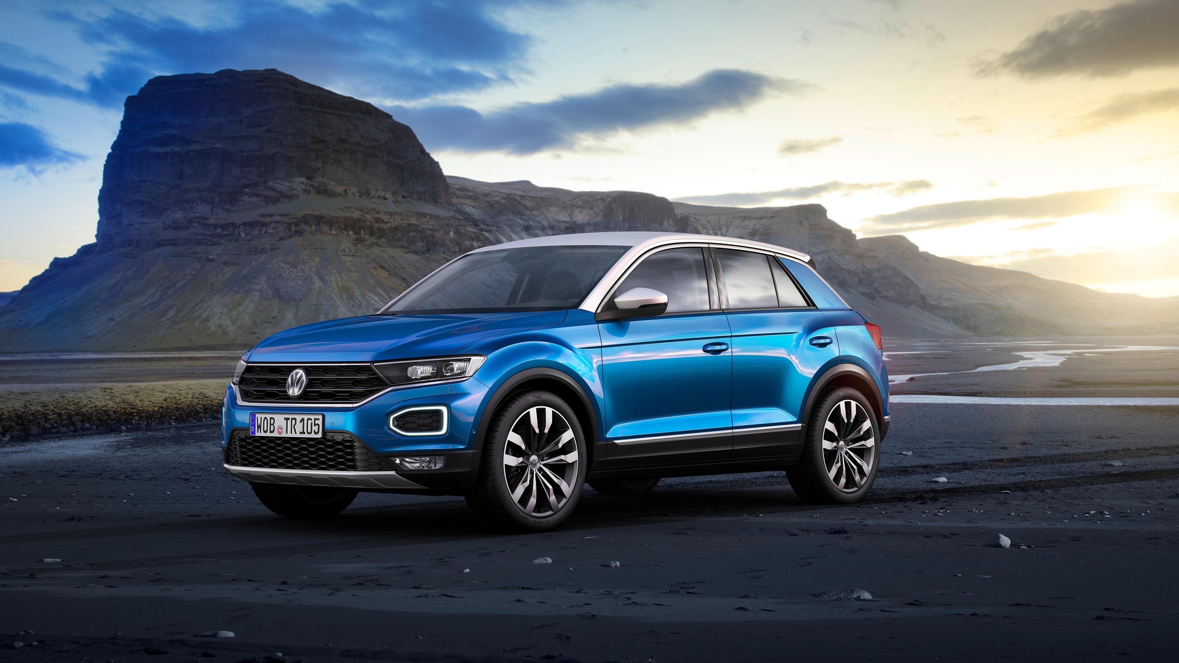 Volkswagen T Roc012842017