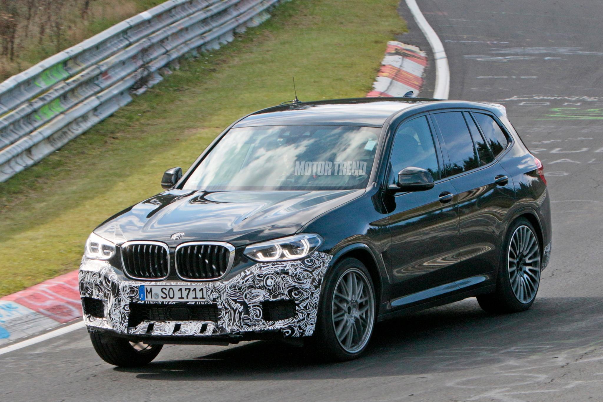 BMW X3 M 4