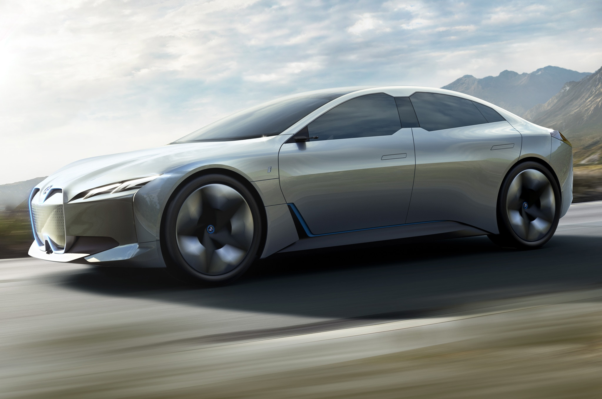 Image [ 0 of 50 ] - Bmw I Vision Dynamics Concept Is This The New ...