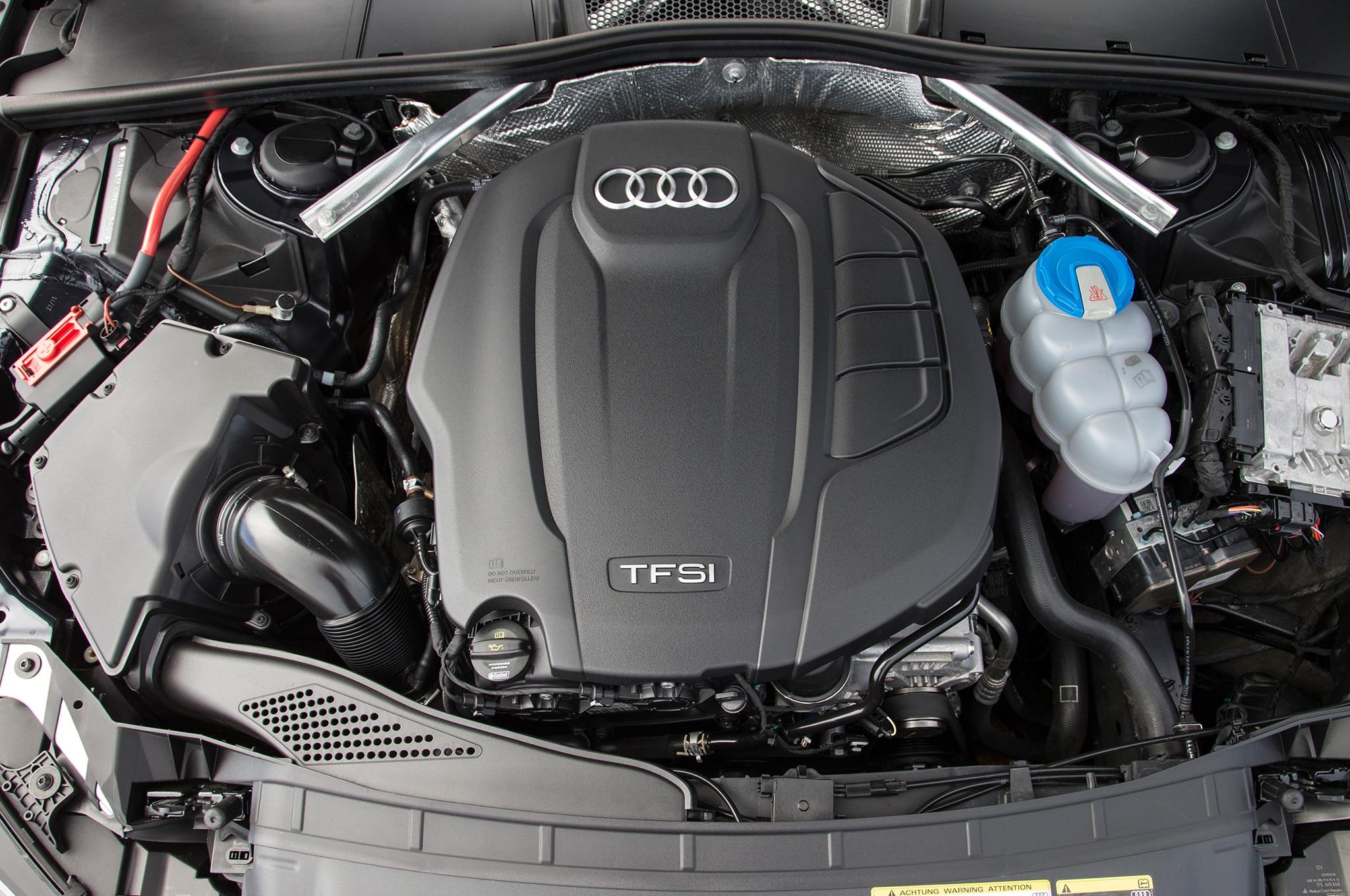 Audi A4 Allroad  Contendiente Al Auto Del A U00f1o De Motor