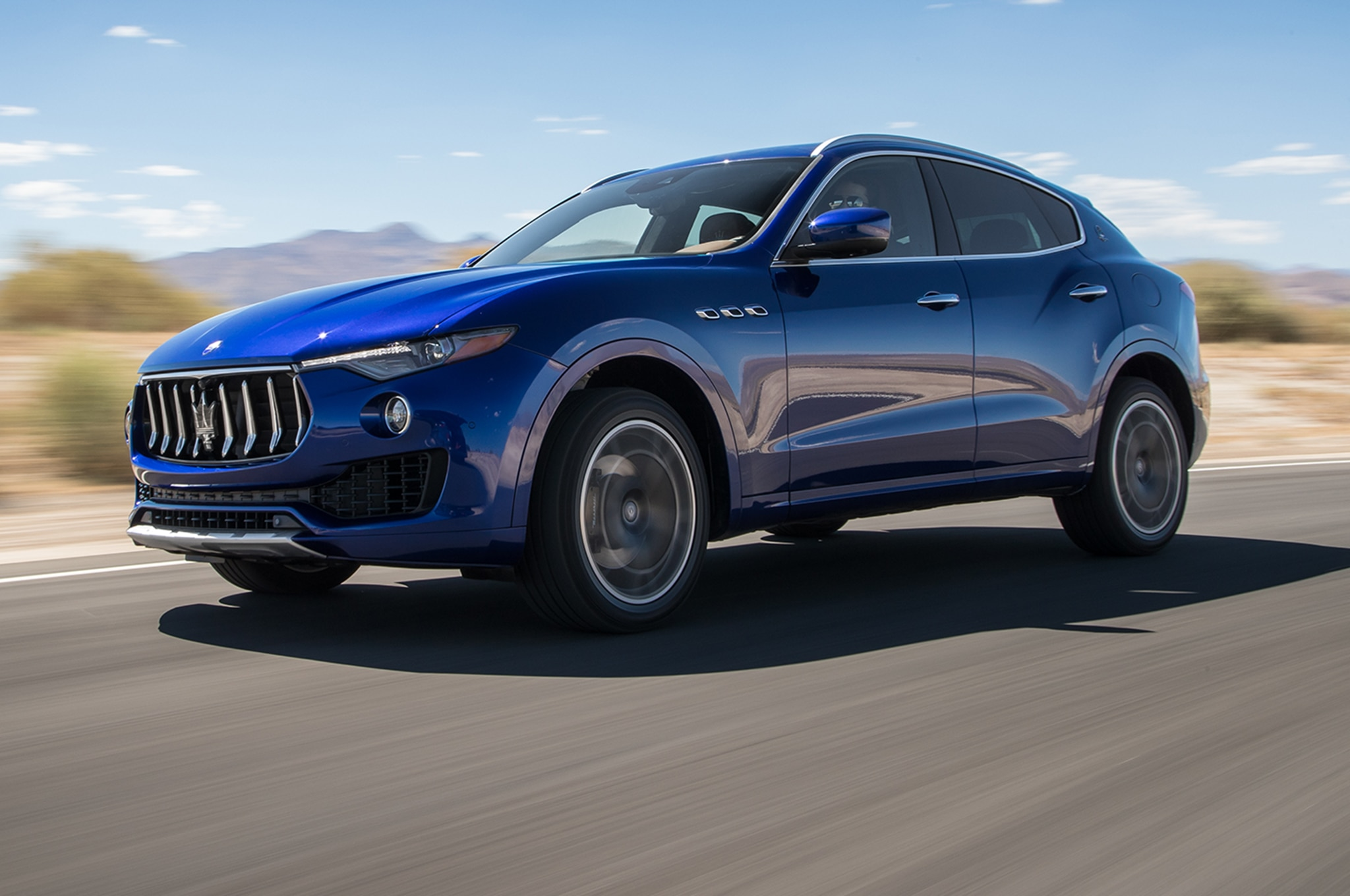 maserati levante contendiente a la suv del a o de motor trend 2018 motor trend en espa ol. Black Bedroom Furniture Sets. Home Design Ideas