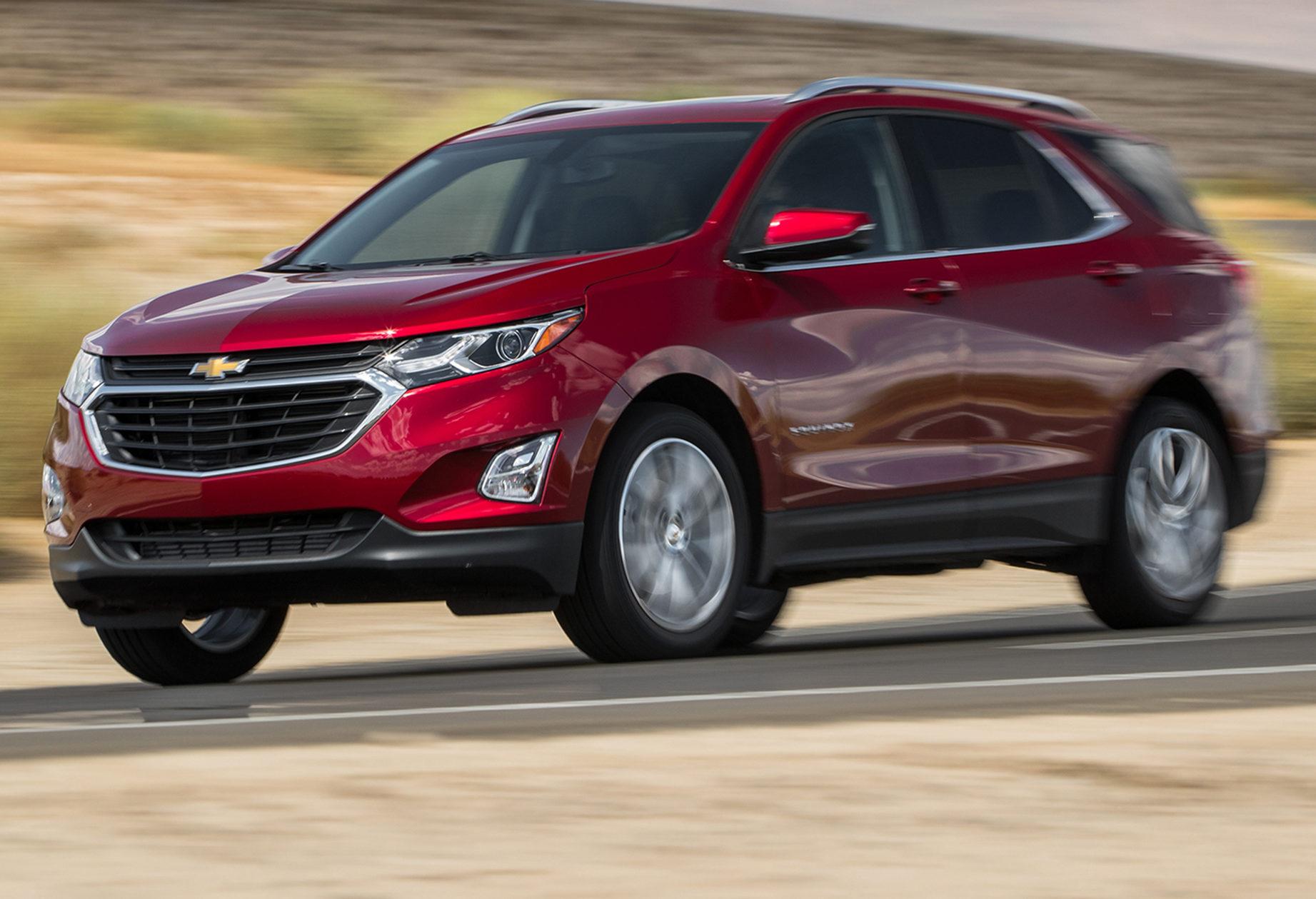 2018 Chevrolet Equinox 2