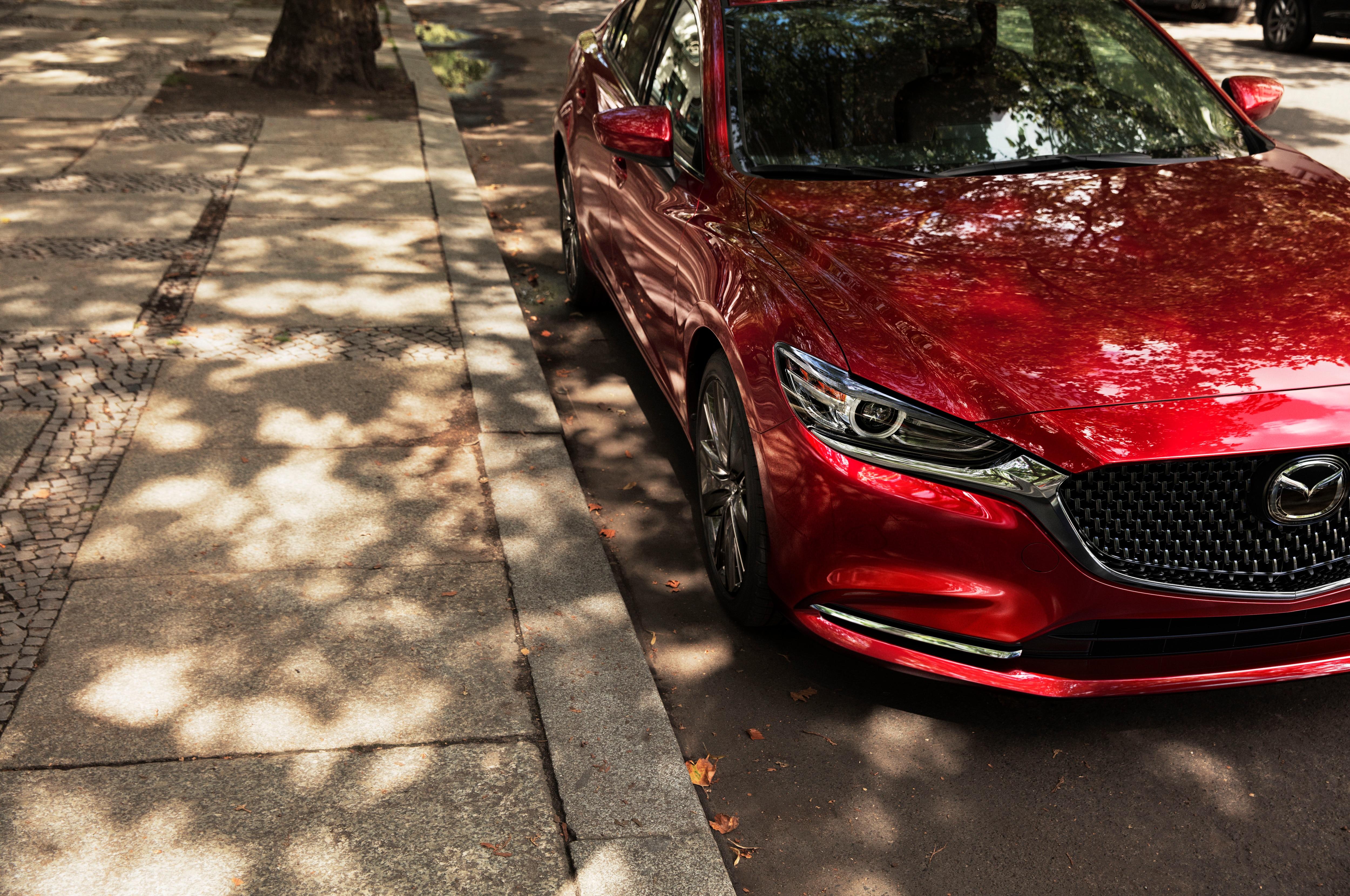 Mazda6 Teaser For LA Auto Show