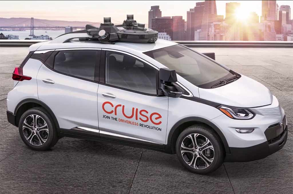 GM Cruise AV