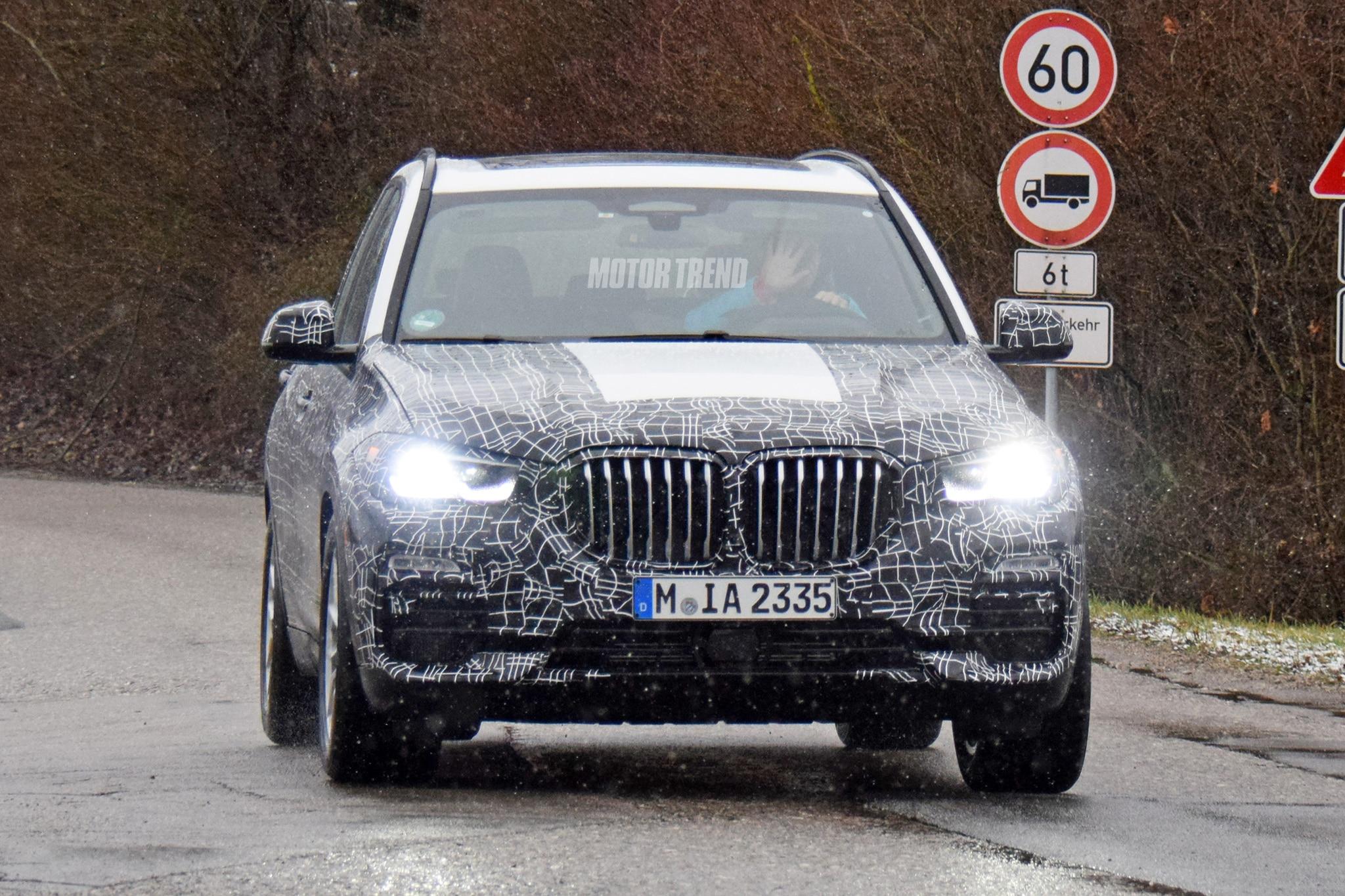 BMW X5 Less Camo 1