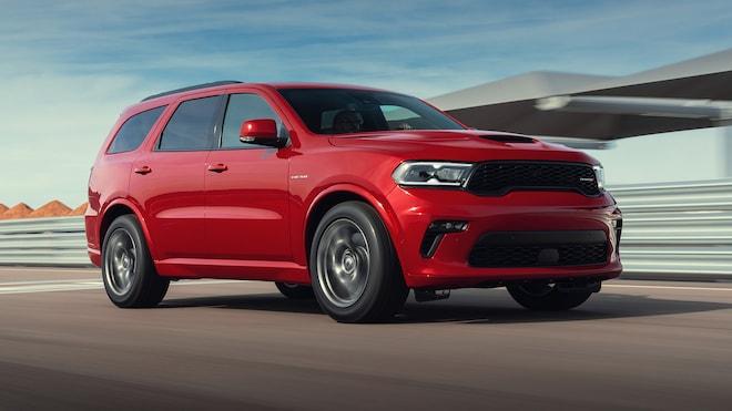 Dodge Durango 2021: Primer Vistazo - Motor Trend en Español