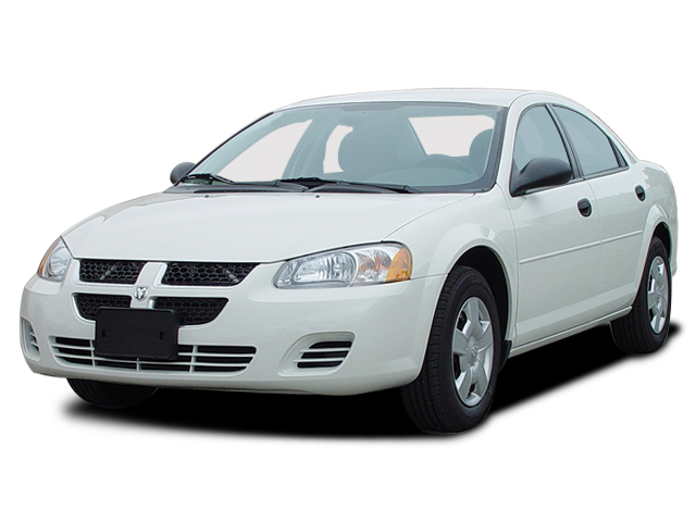 2005 dodge stratus sedan battery location