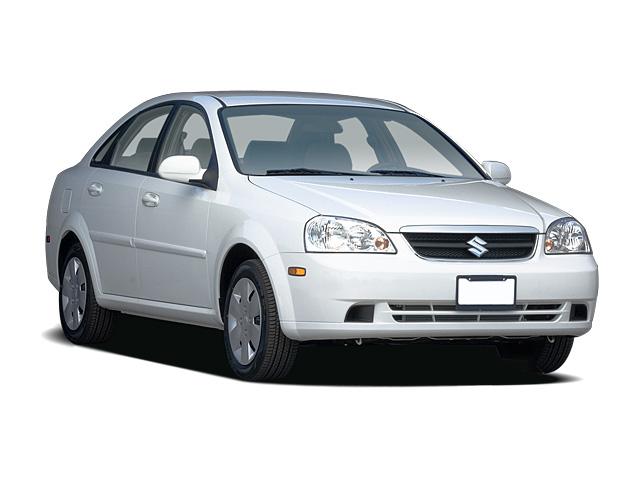 2008 suzuki forenza reviews and rating motor trend rh motortrend com Suzuki Forenza White Suzuki Forenza White