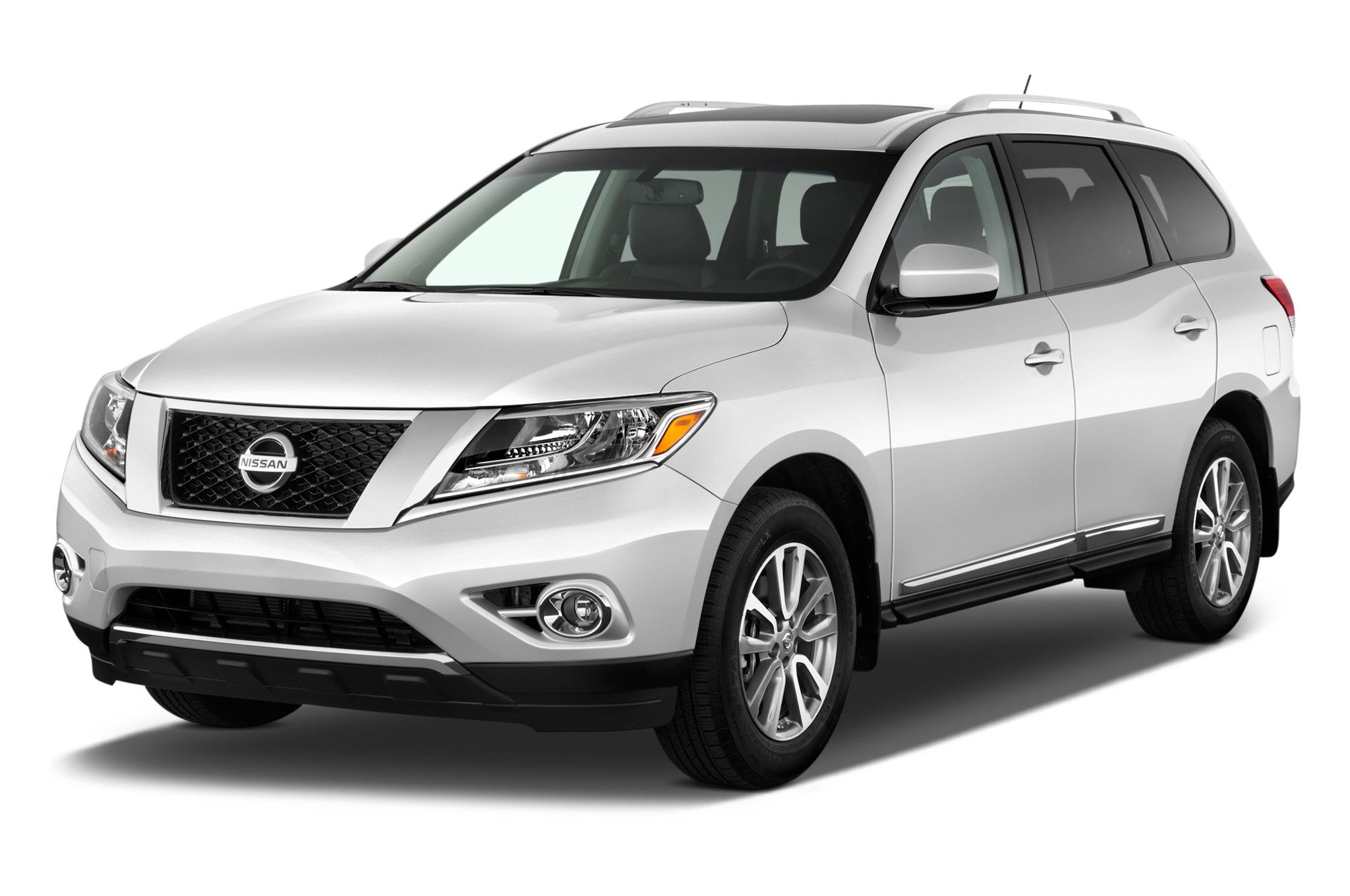 2015 Nissan Pathfinder Reviews and Rating