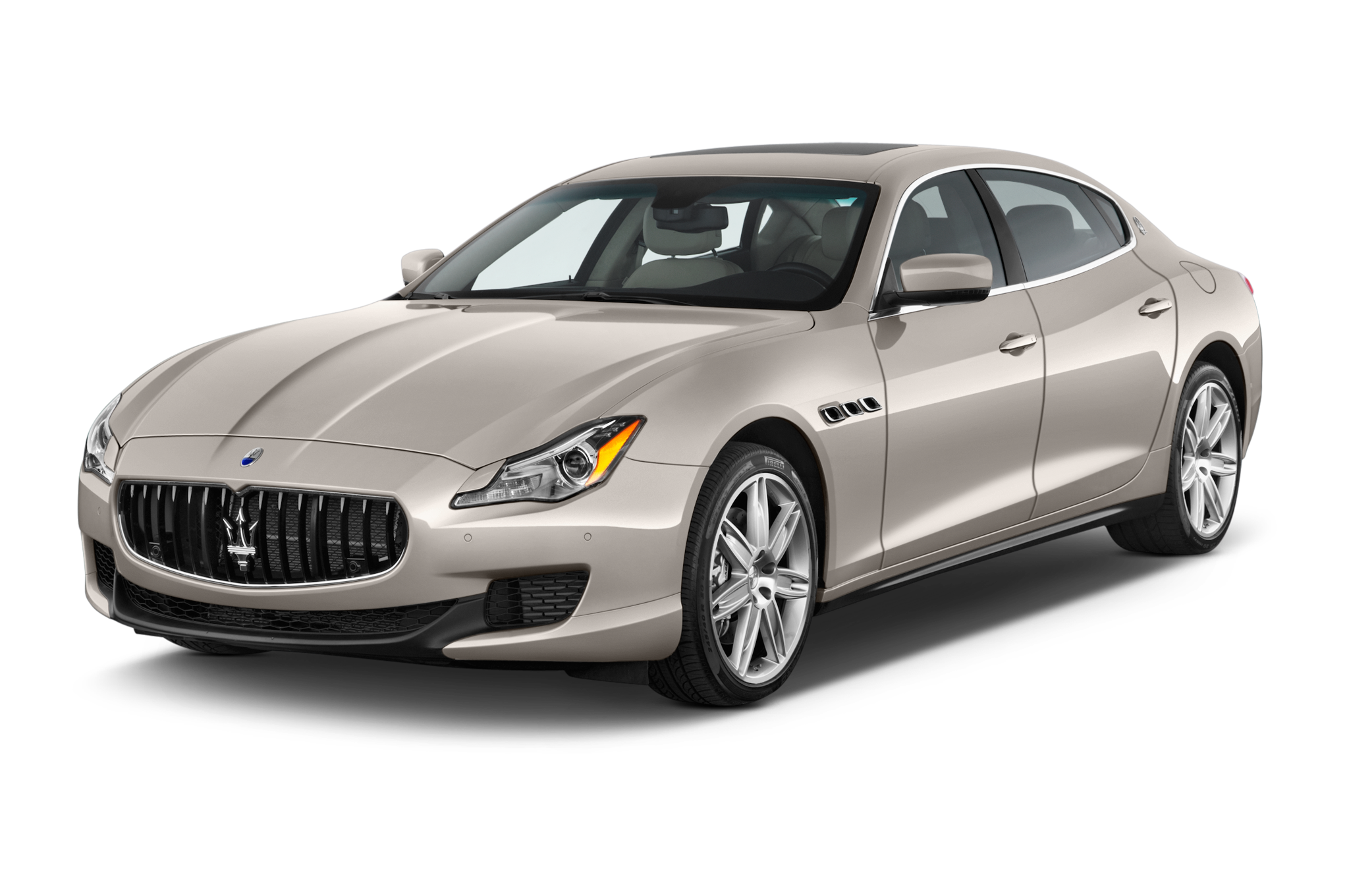 Maserati price range