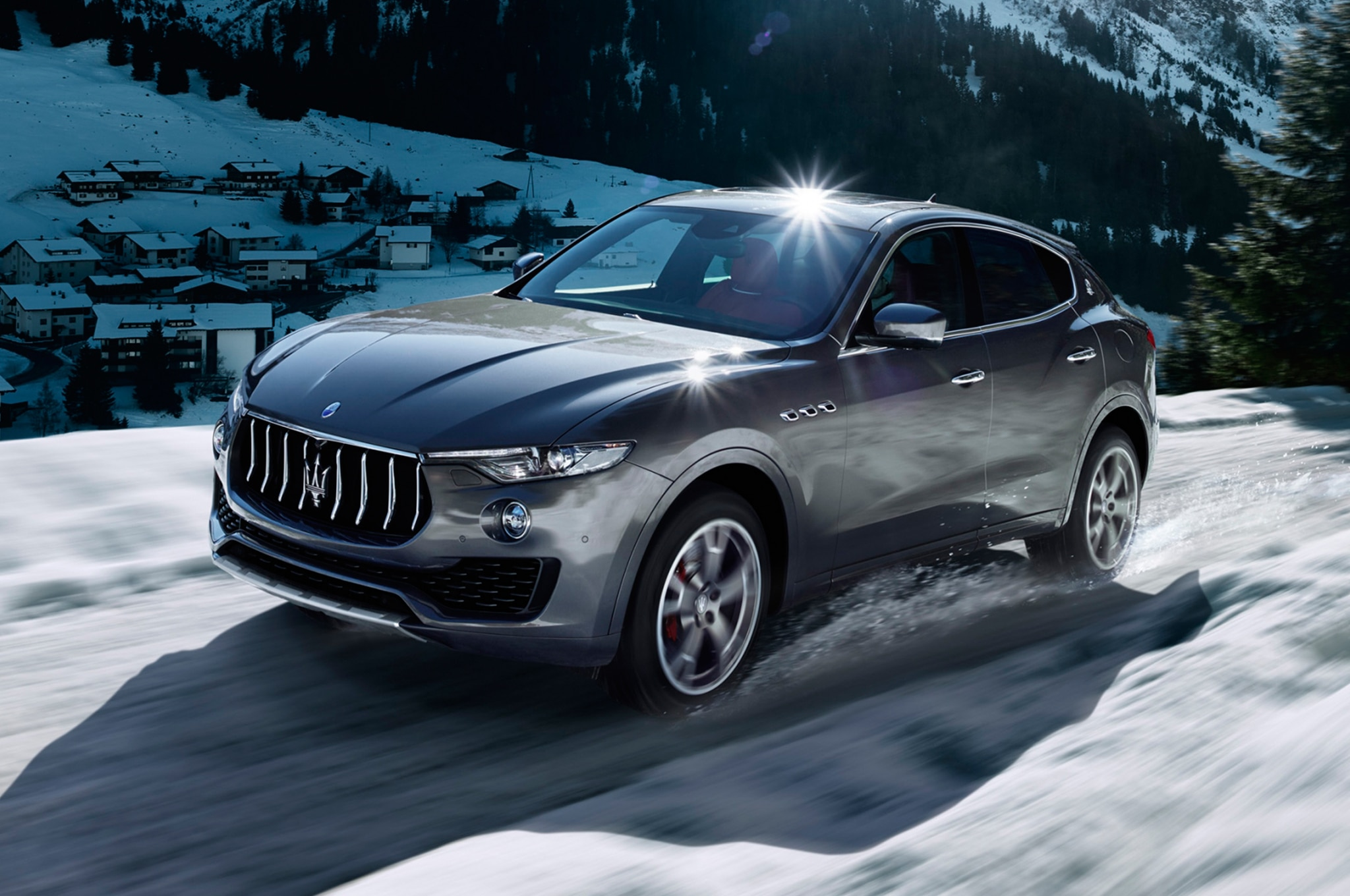 2017 maserati levante reviews and rating | motortrend