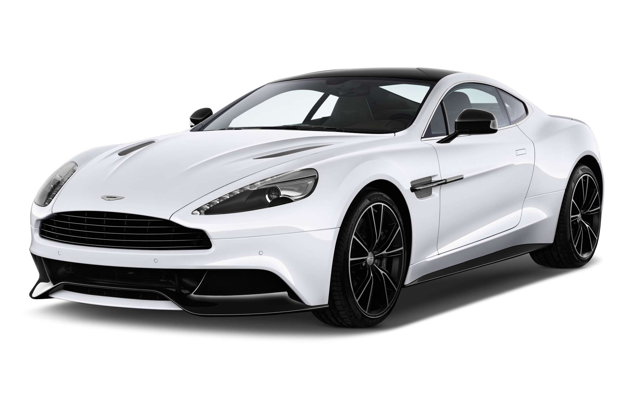 2017 Aston Martin Vanquish Reviews and Rating | Motor Trend