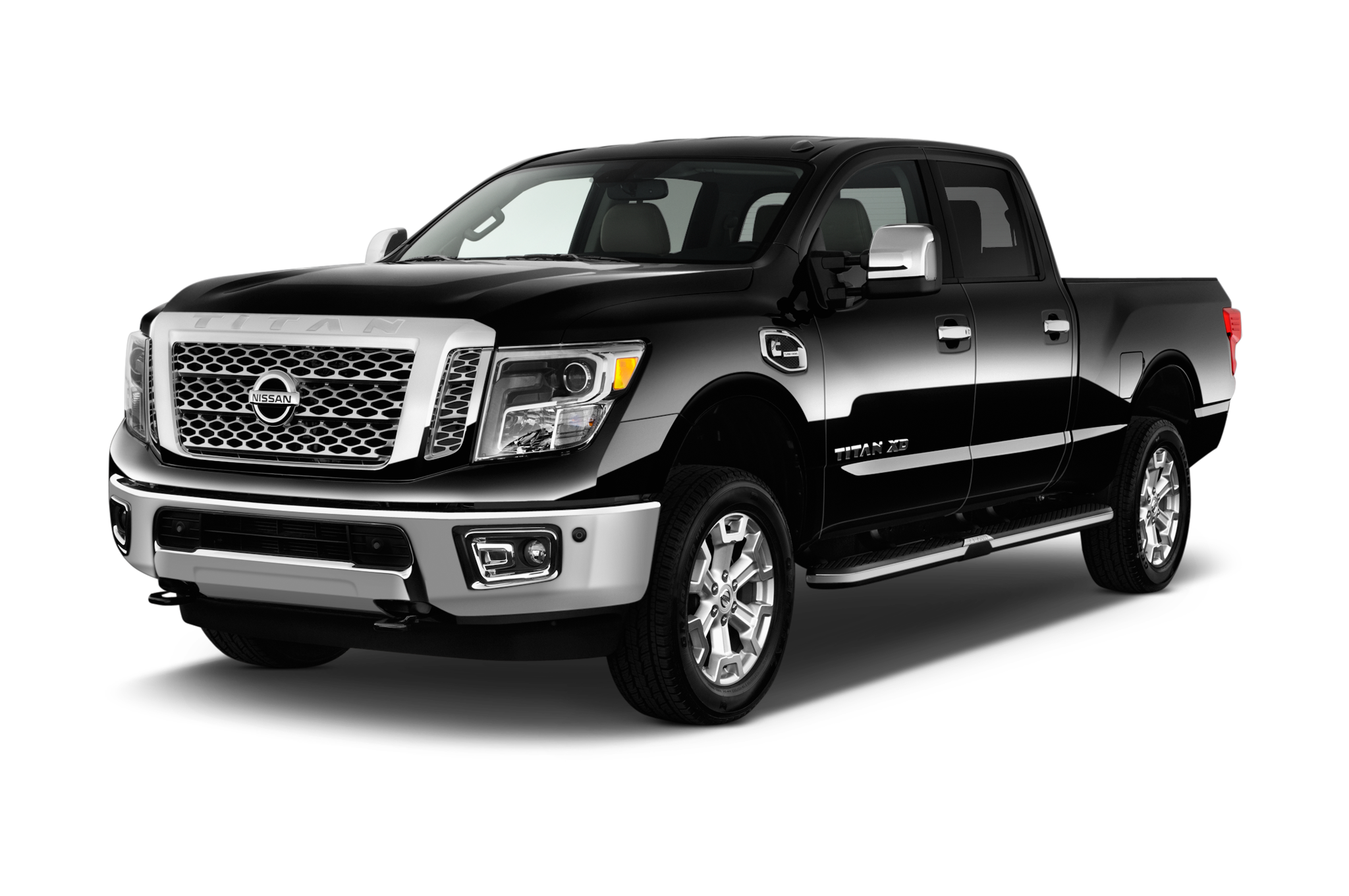 2017 nissan titan xd reviews and rating | motortrend
