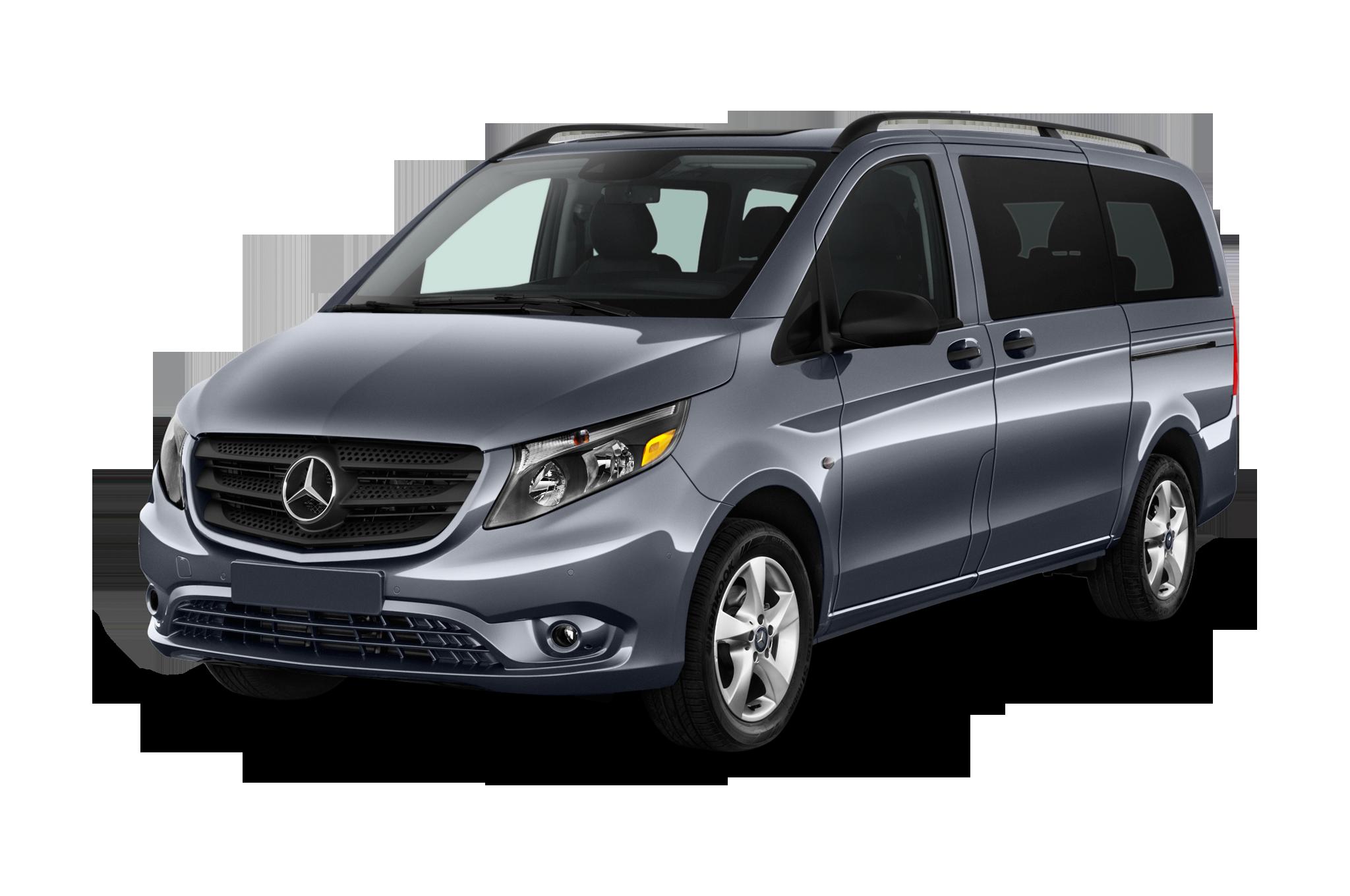 Mercedes van price