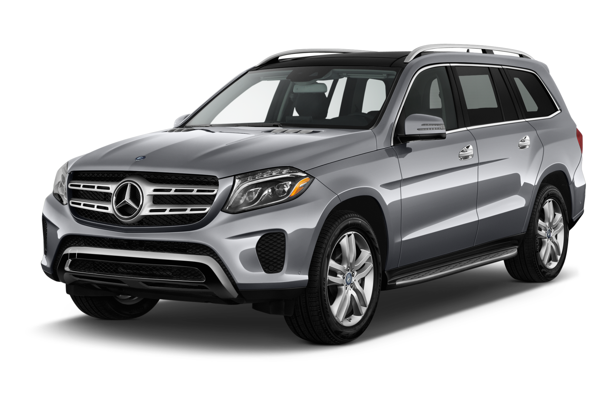 2018 Mercedes Benz Gls Class Reviews And Rating Motor Trend