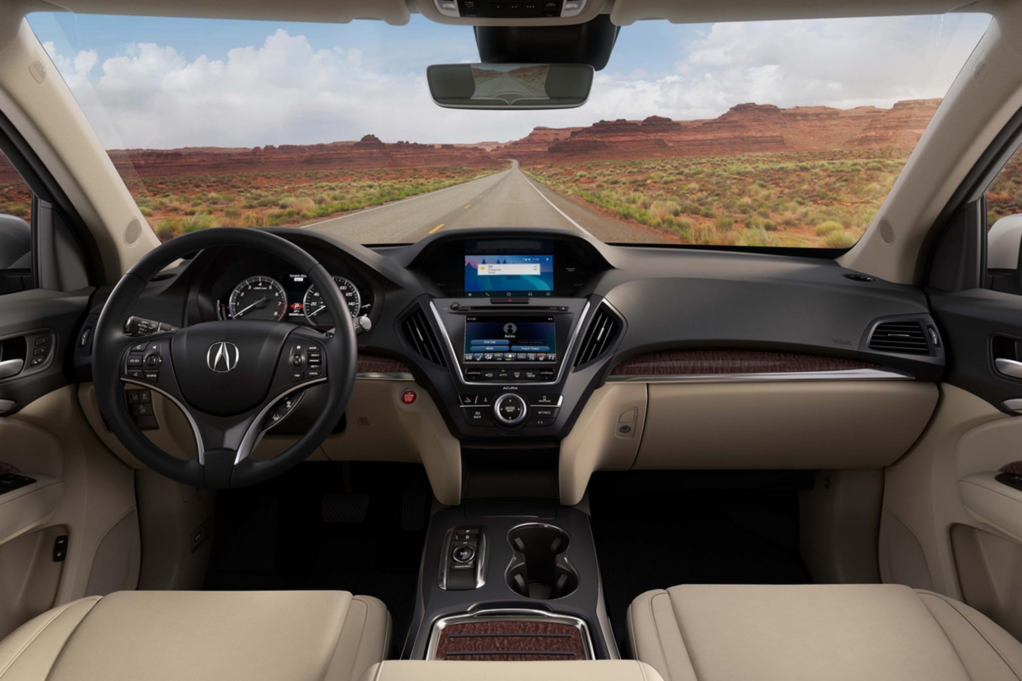 Acura Rdx Vs Honda Crv >> Acura MDX 2018 desde $45,175 dólares - Motor Trend en Español