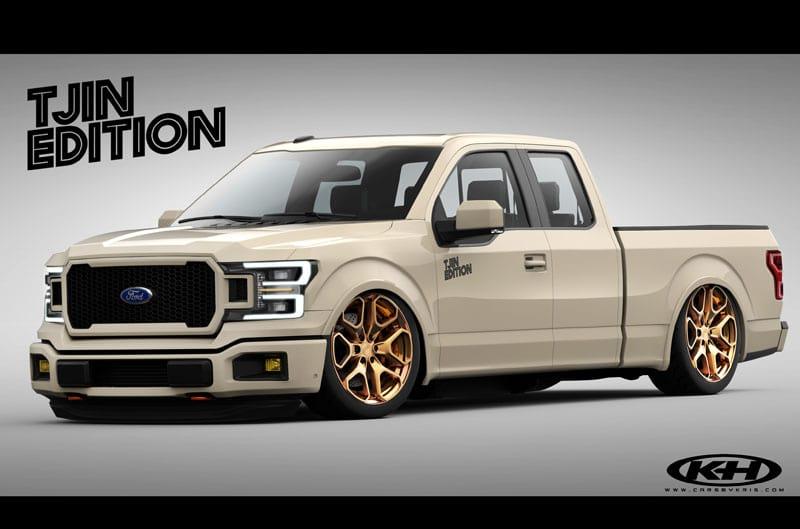 Ford F-Series arrasa con varios conceptos en SEMA - Motor ...