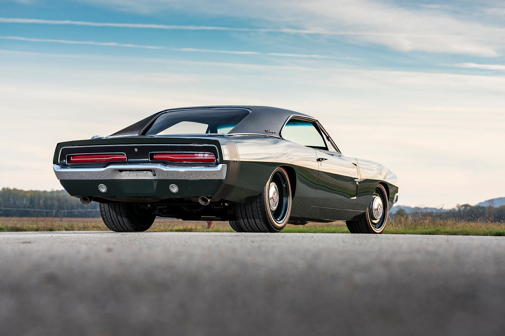 Ringbrothers 1969 Dodge Charger Defiant Hero