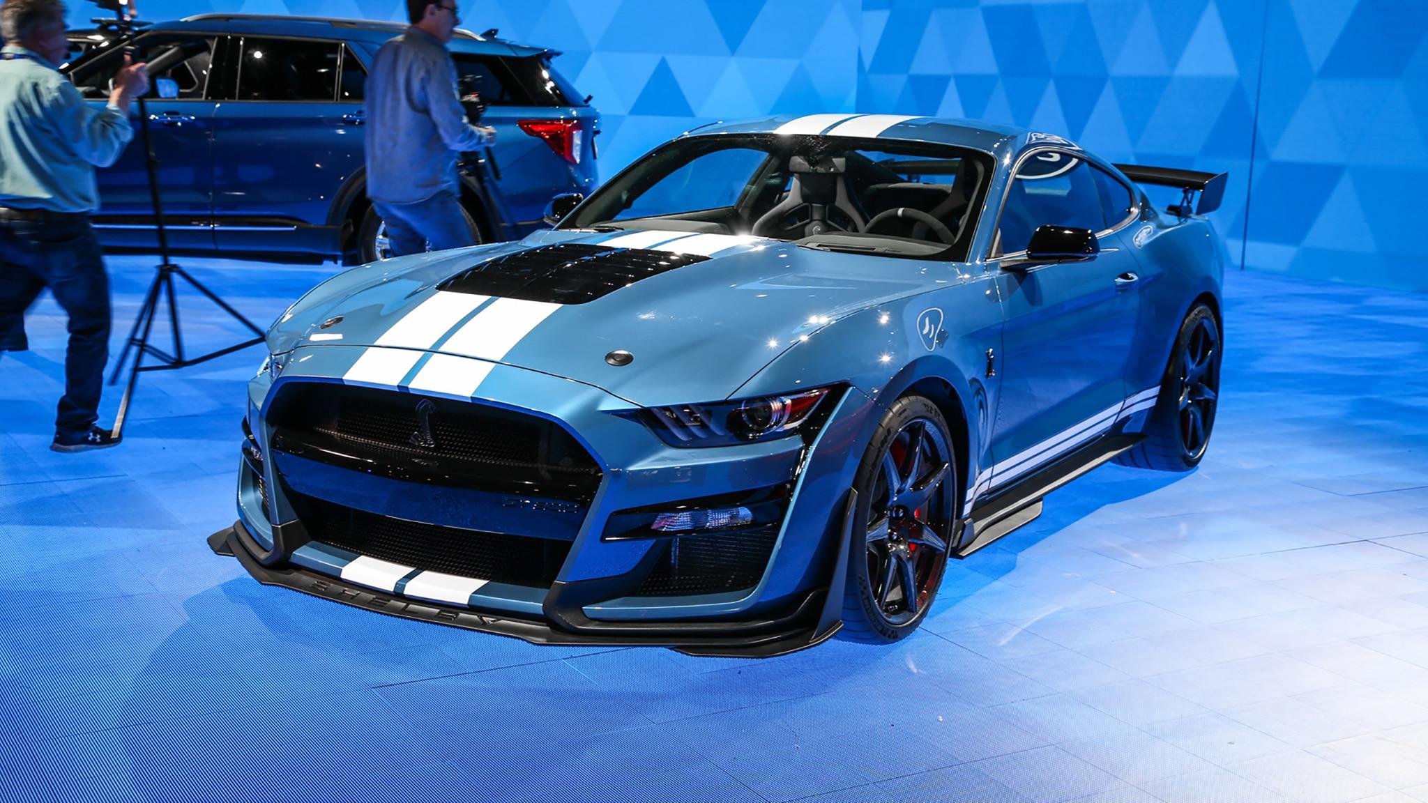 2020 Ford Mustang Shelby GT500 - Motor Trend en Español