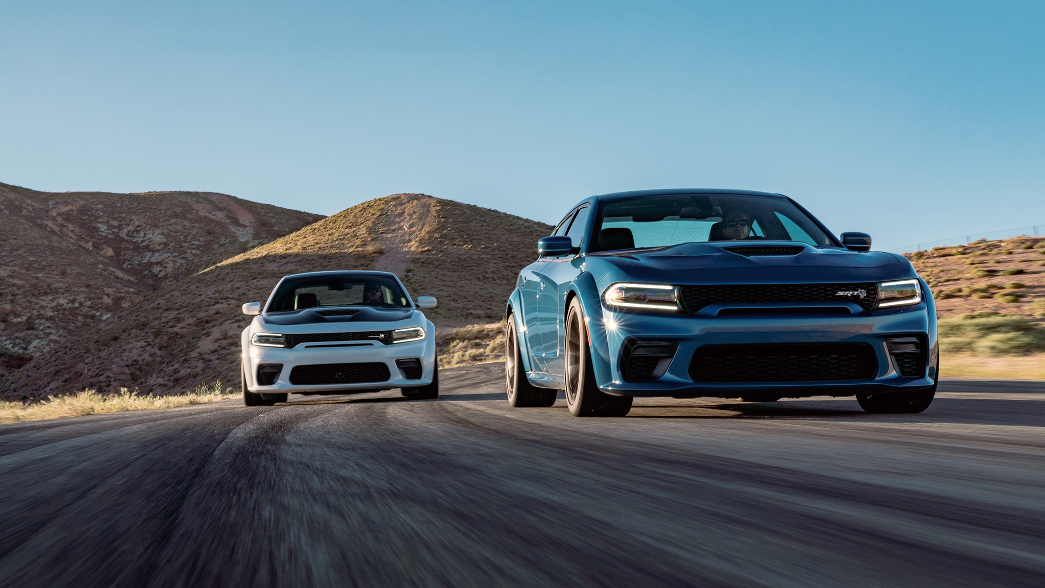 2020 Dodge Charger Scat Pack And SRT Hellcat 01