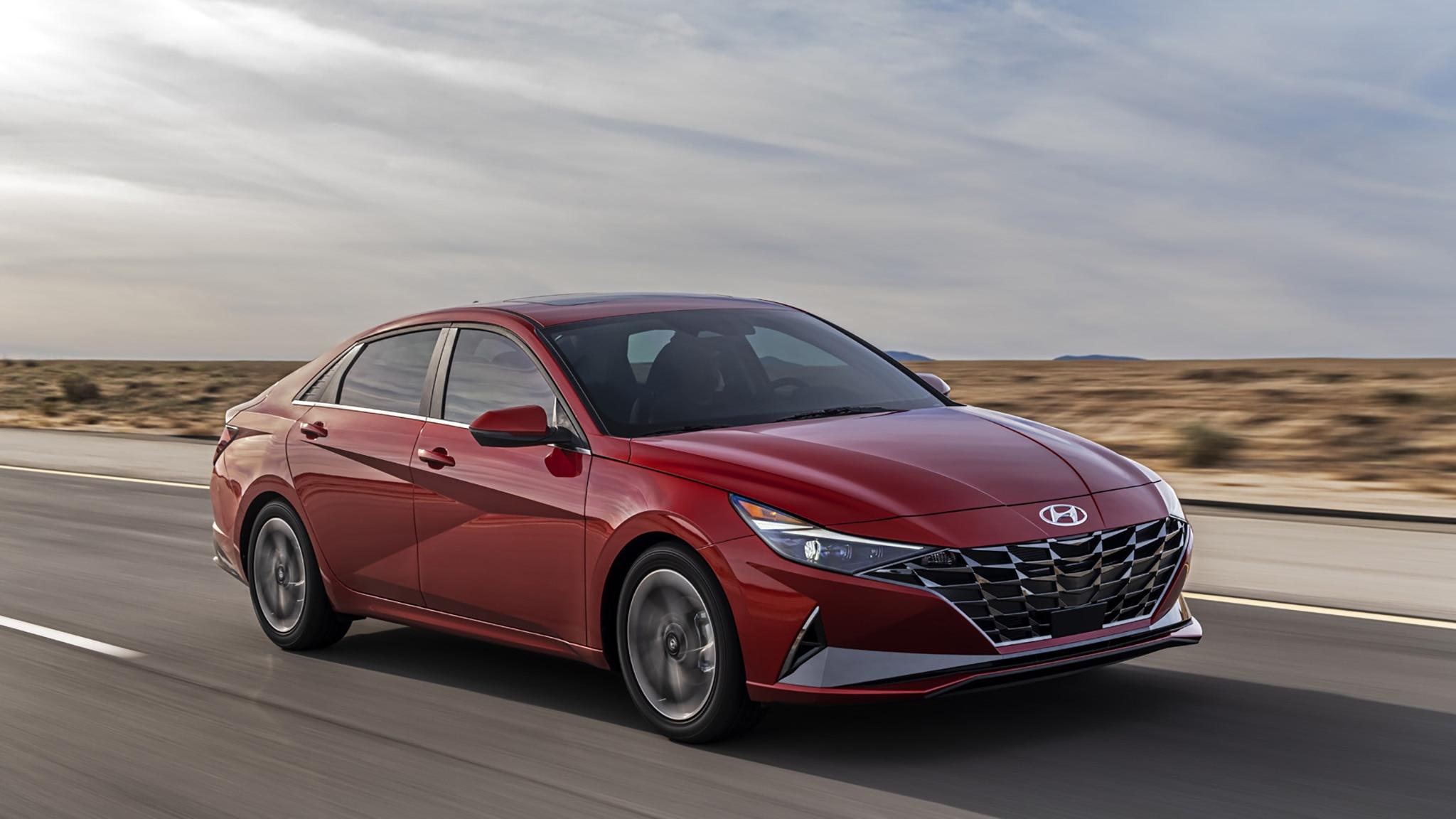 85 2021 Hyundai Elantra