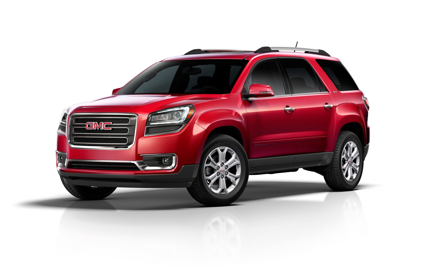 Gmc Acadia Towing Capacity >> 2013 GMC Acadia First Look - 2012 Chicago Auto Show - Motor Trend