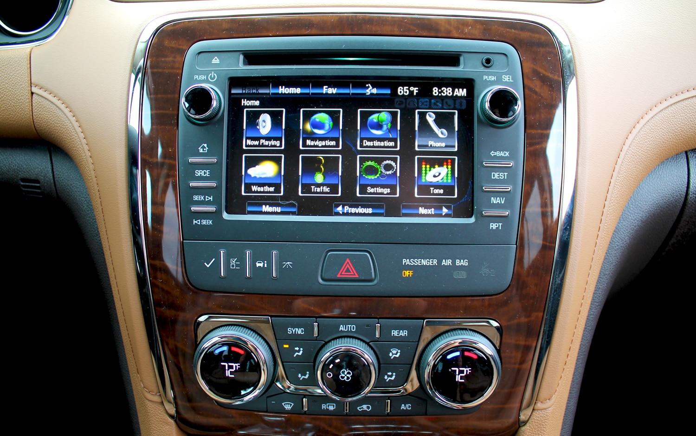 Primera prueba buick enclave 2013 autos terra motor trend - Buick enclave choccachino interior ...