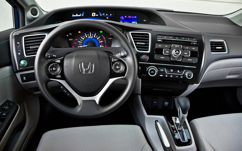 Primera Prueba Honda Civic Ex 2013 Autos Terra Motor Trend