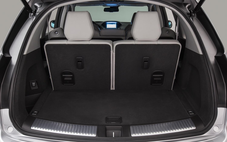 2014 Acura Mdx Rear Interior Cargo Space 2 Motor Trend En Espanol