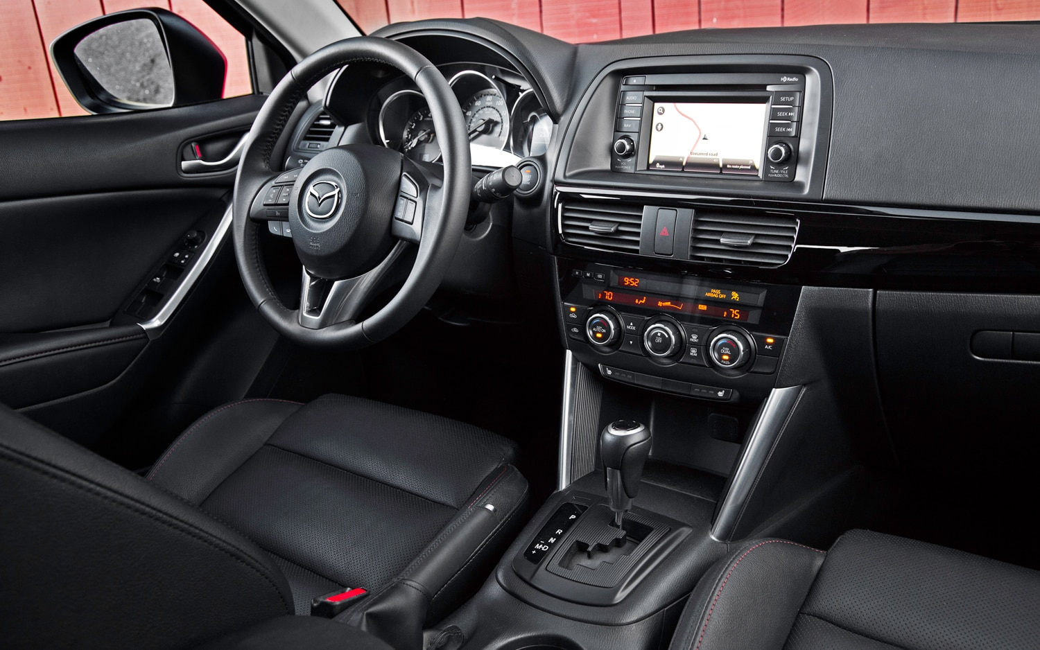 2014 mazda cx 5 grand touring interior motor trend en espa ol. Black Bedroom Furniture Sets. Home Design Ideas