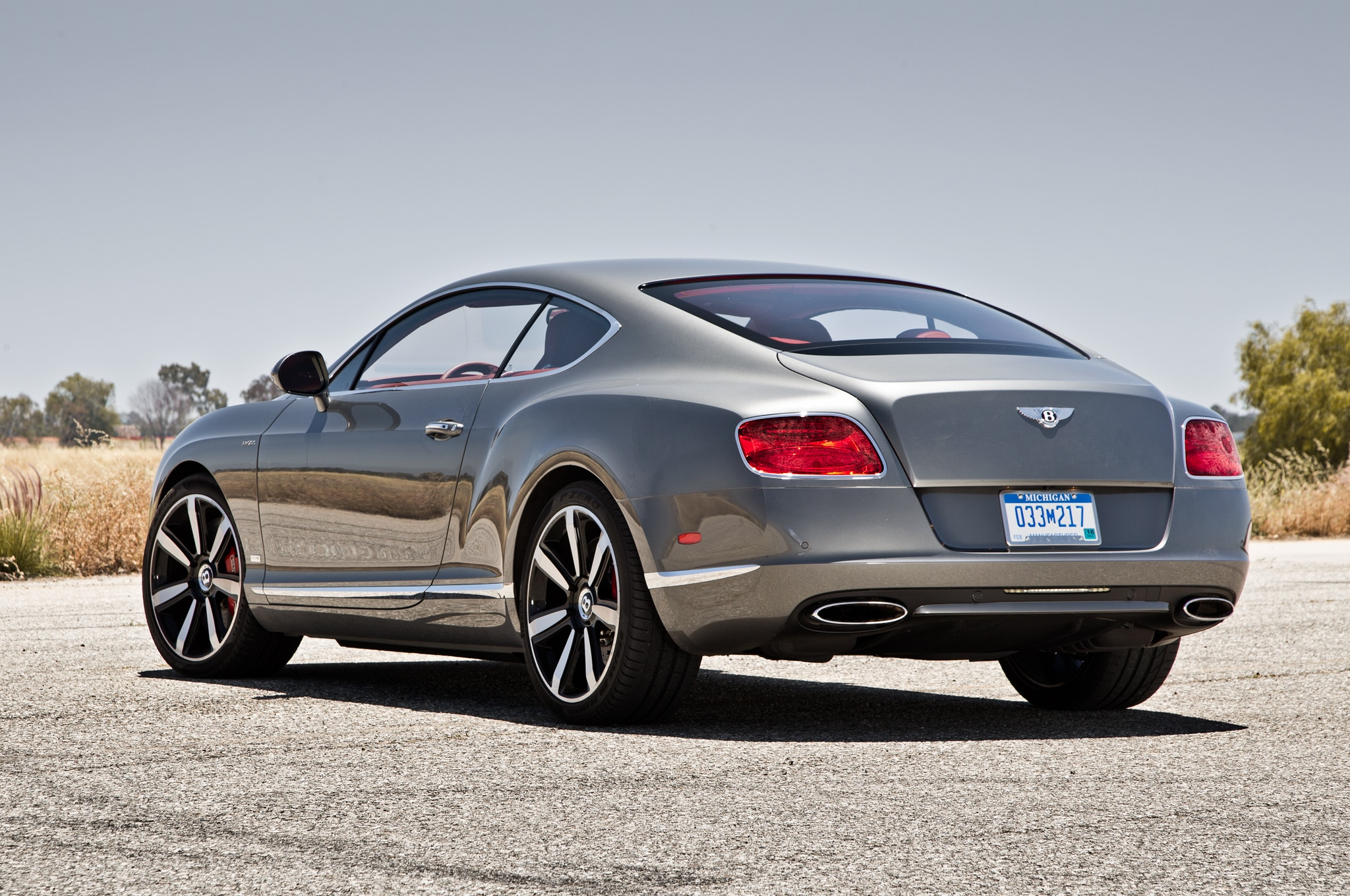 2013 Bentley Continental Gt Speed First Test Motor Trend