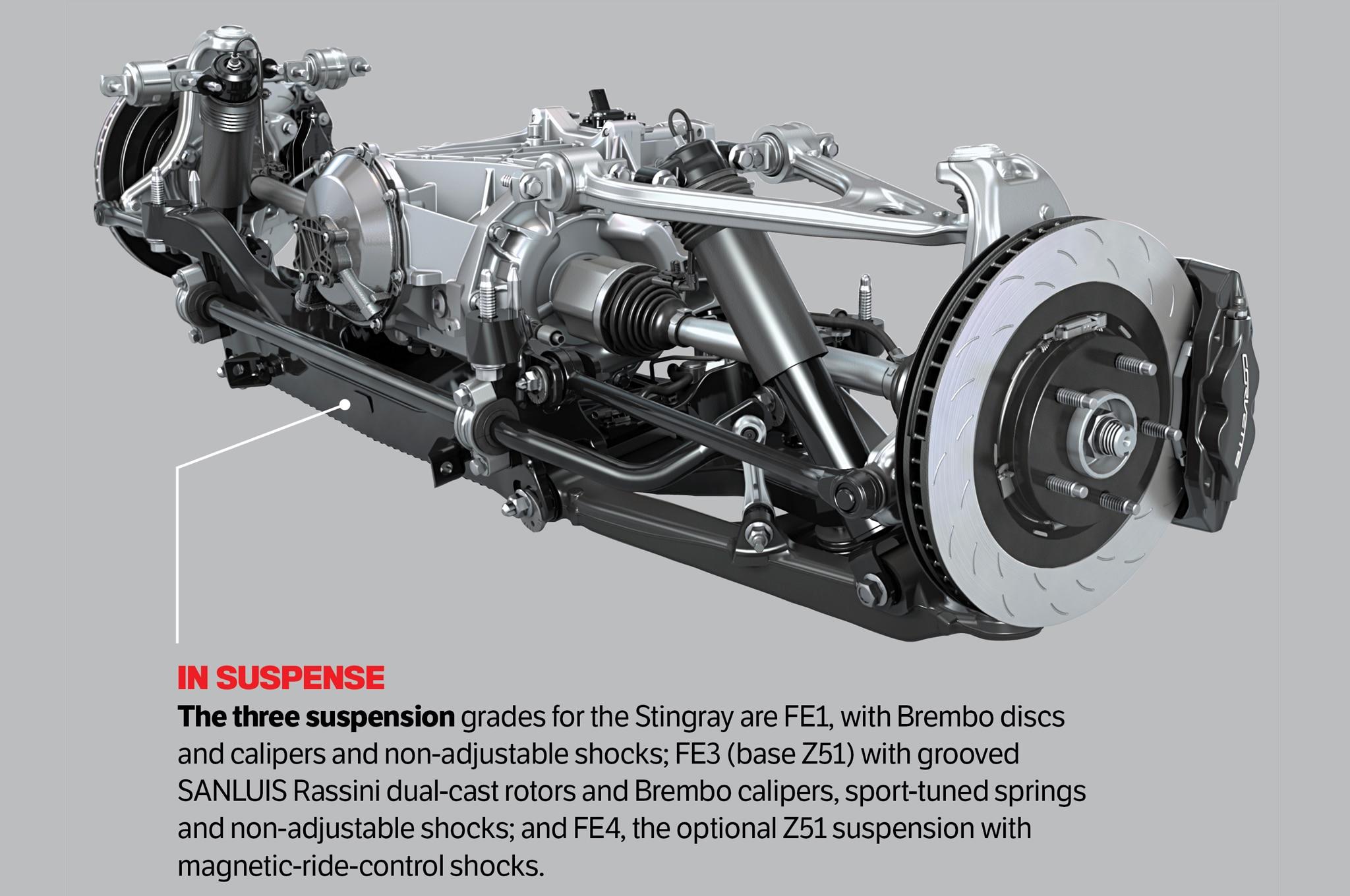 2014 chevrolet corvette stingray z51 primera prueba