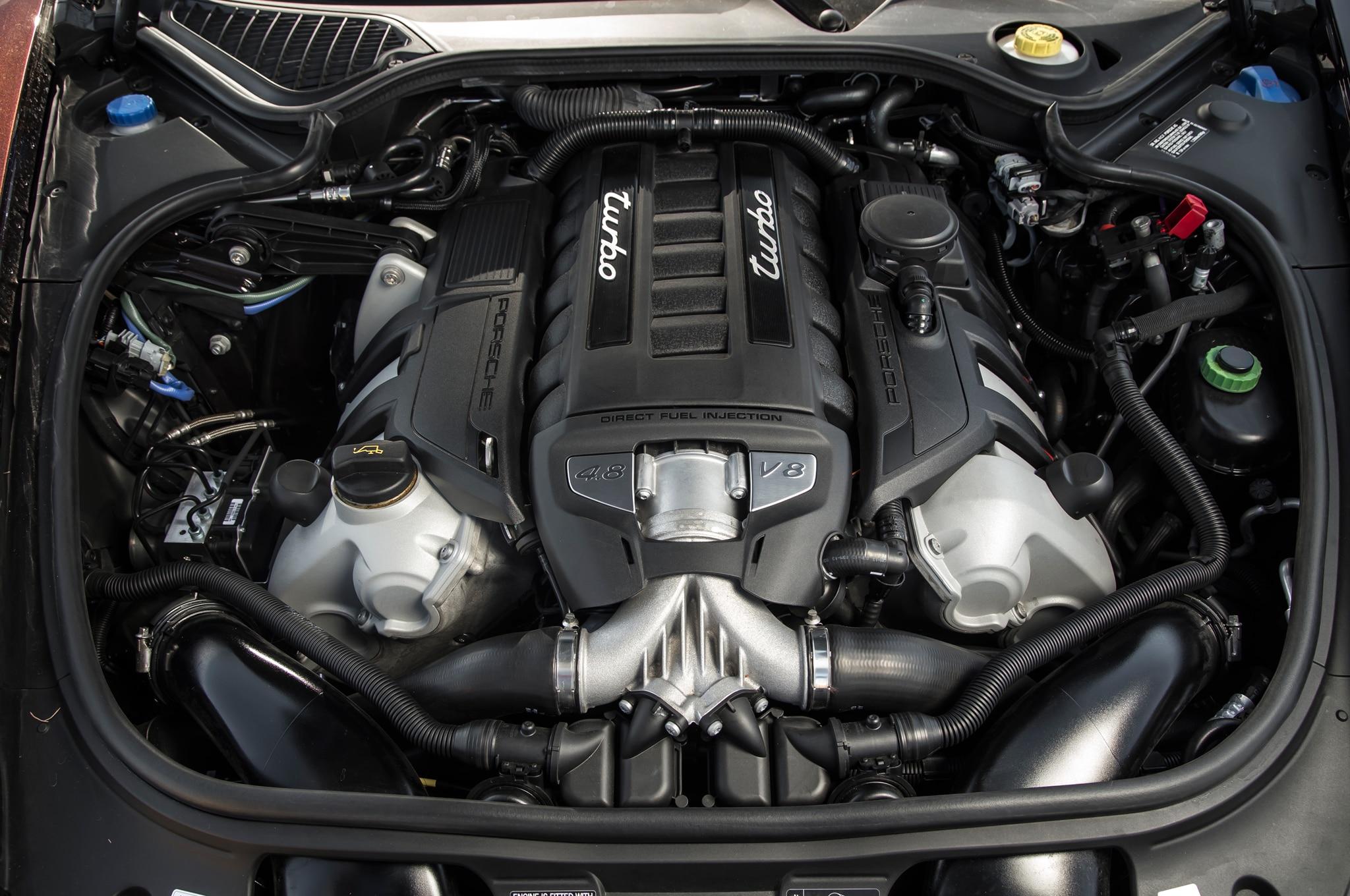 2017 Porsche Panamera Turbo Engine 28 Junio 2016 Wpengine