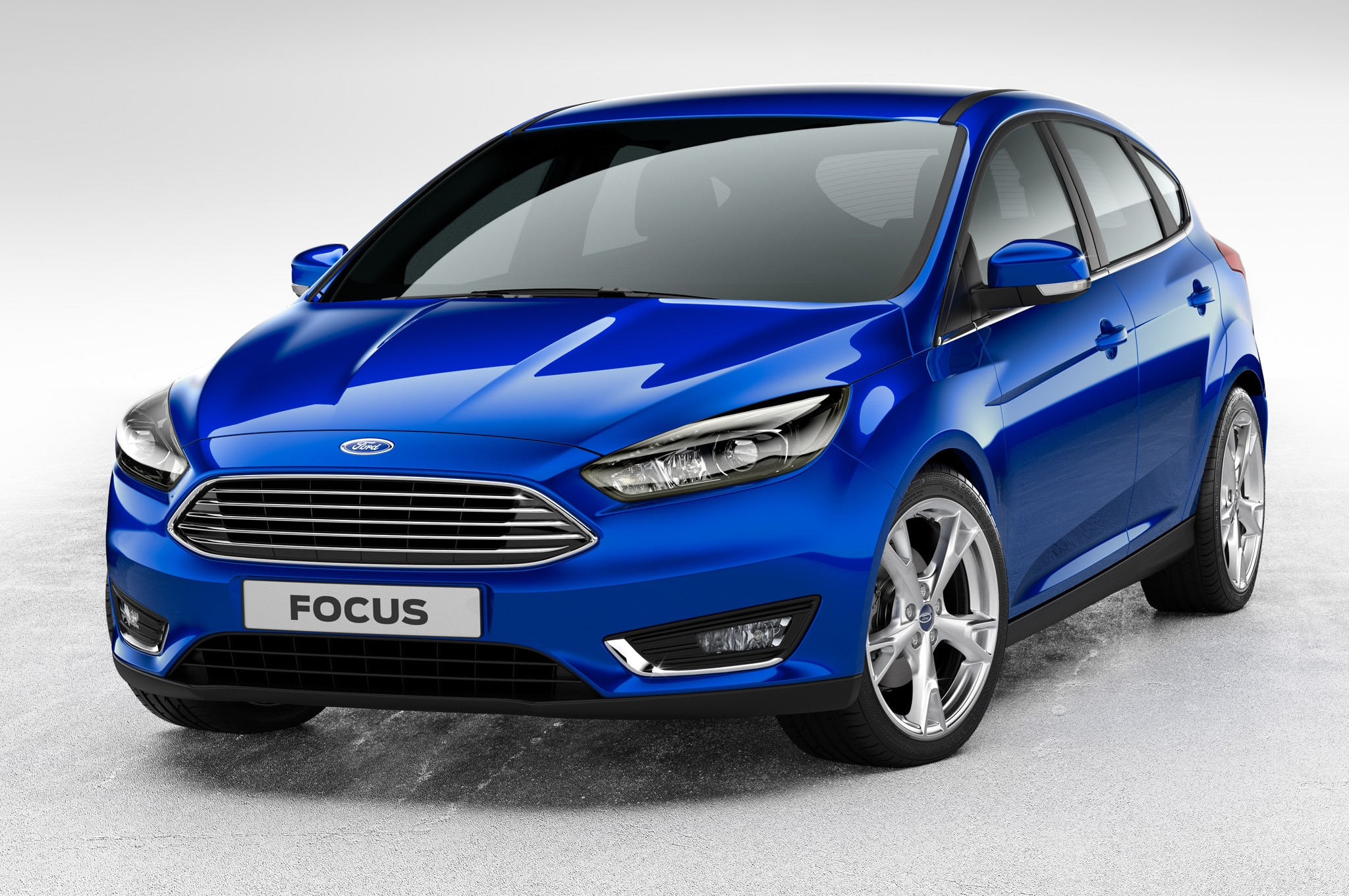 focus ford vistazo primer hatchback este
