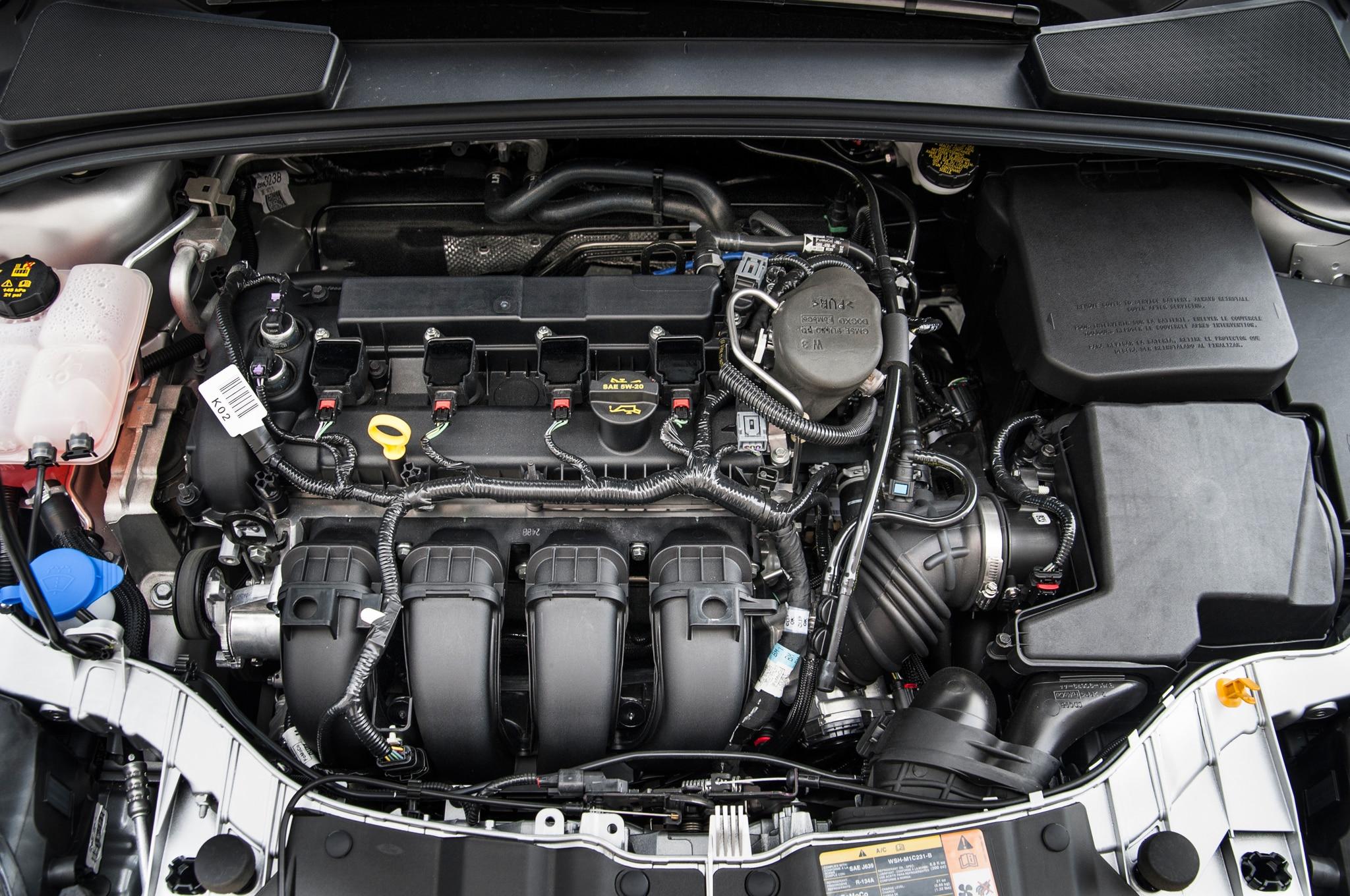 Ford Focus Titanium 2014 Primera Prueba Autos Terra