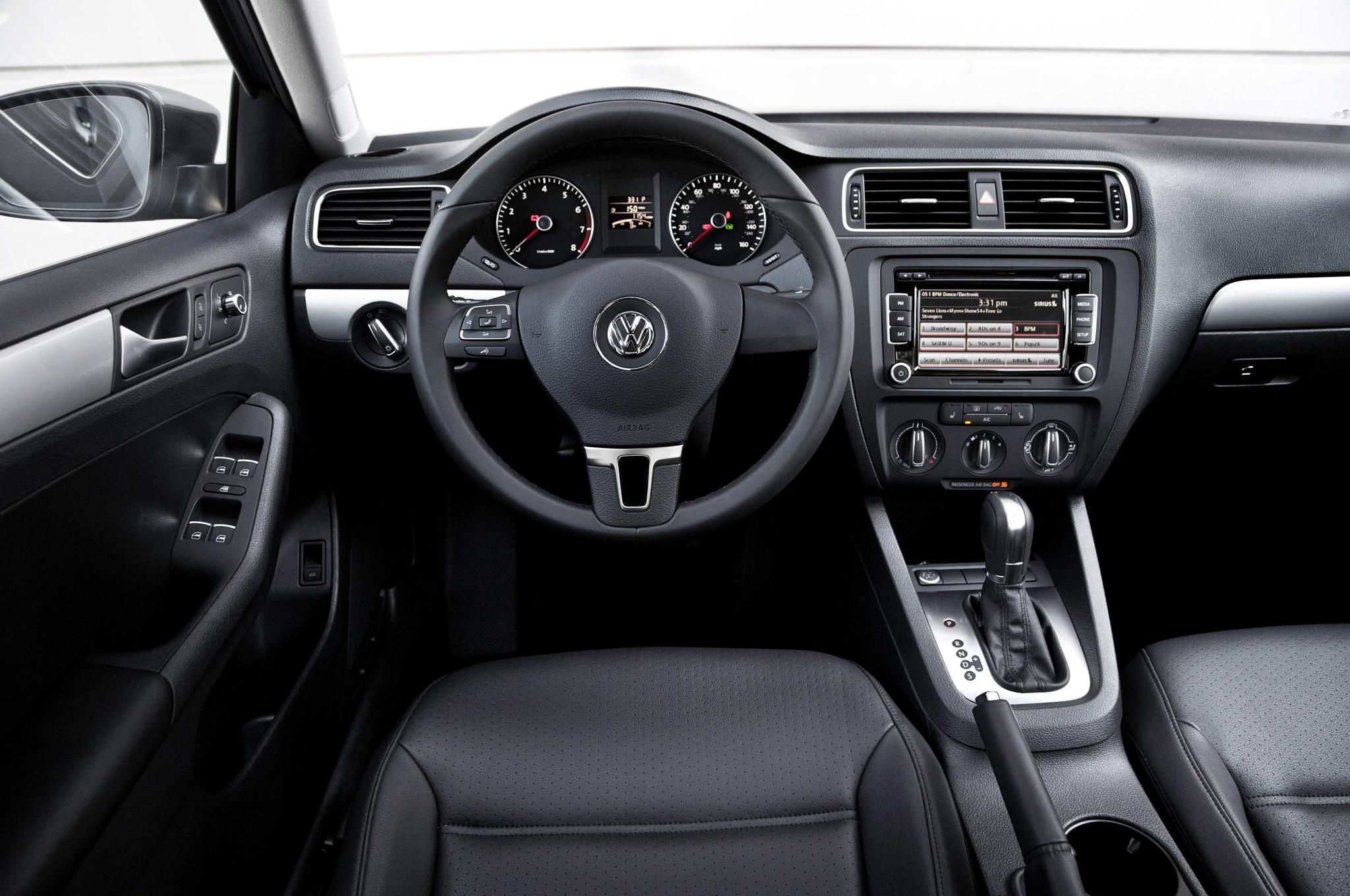 Volkswagen Jetta 1 8t 2014 Primera Prueba Autos Terra