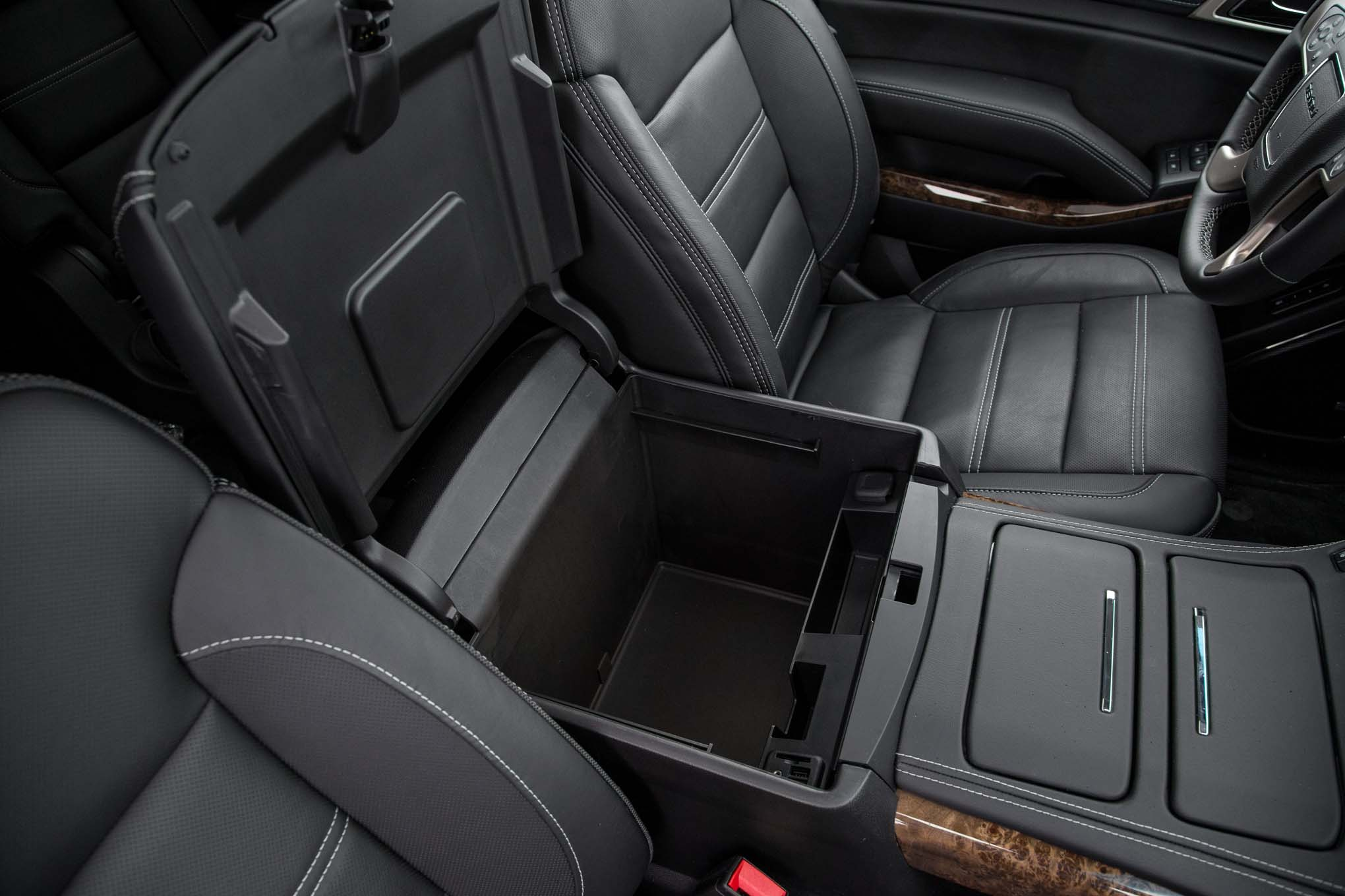 2017 Gmc Yukon Xl Center Console