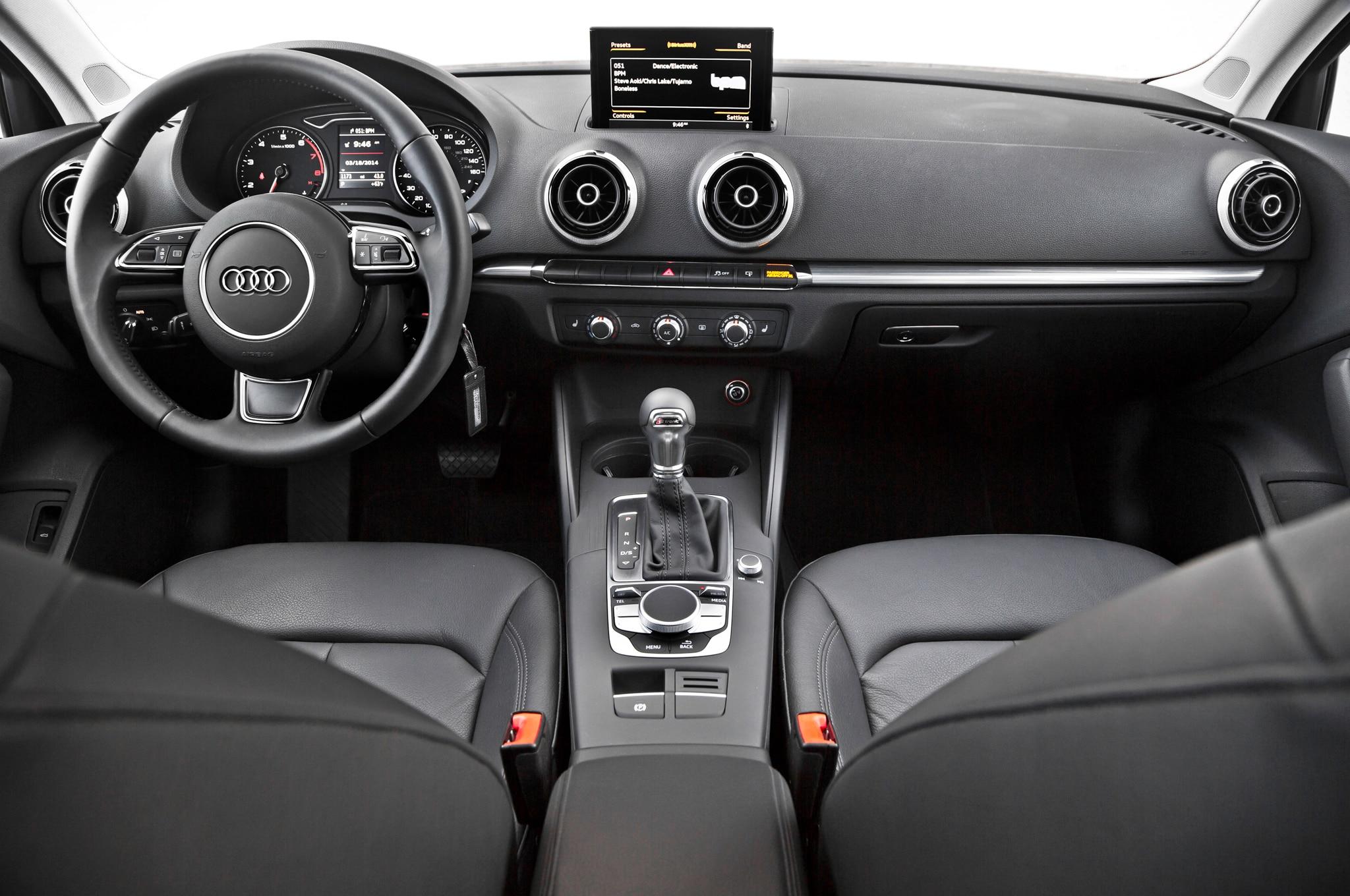 2015 Audi A3 18t Interior Motor Trend En Español
