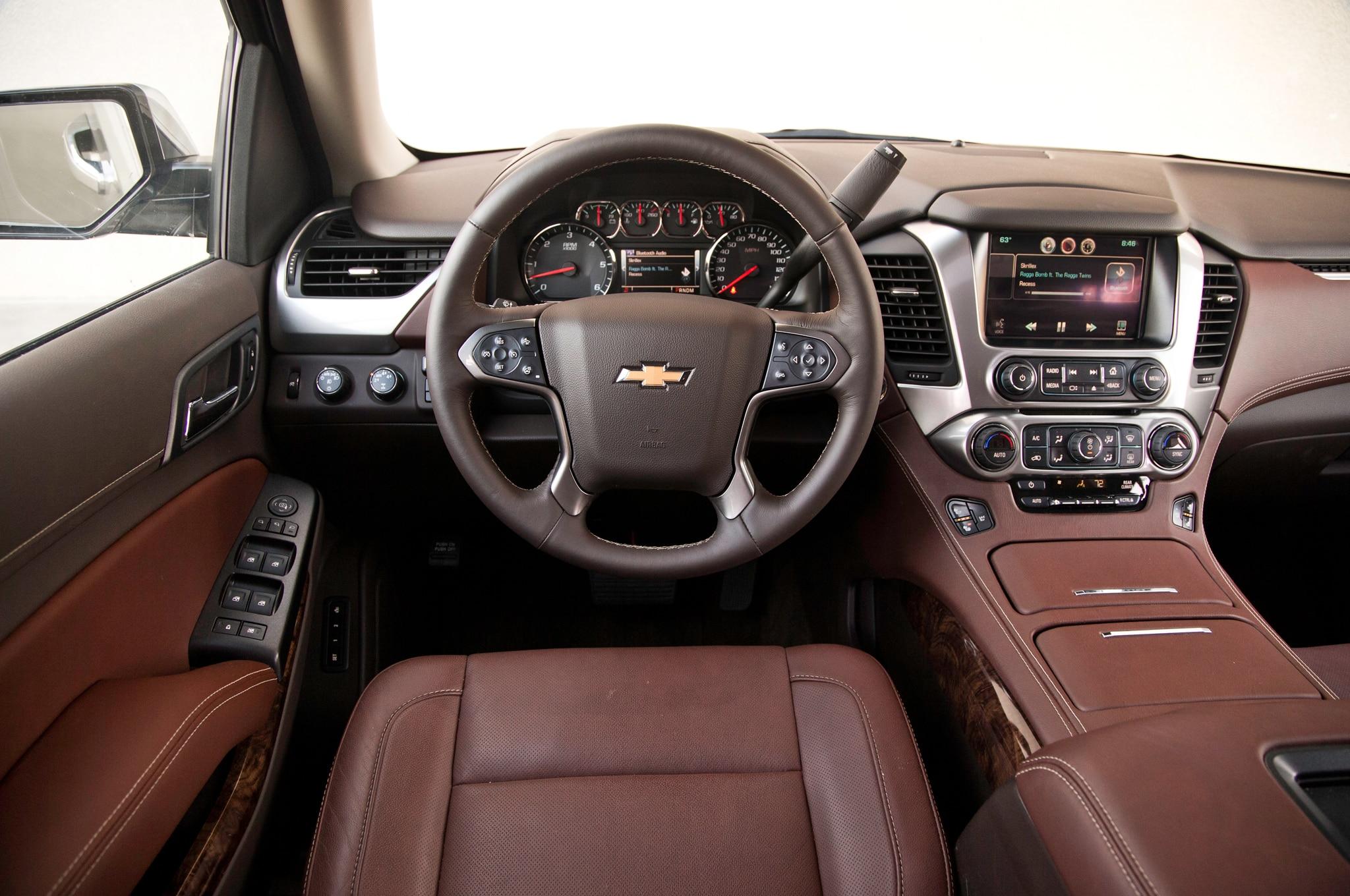 Chevrolet Suburban 2015 Y Gmc Yukon Denali Xl Primera Prueba