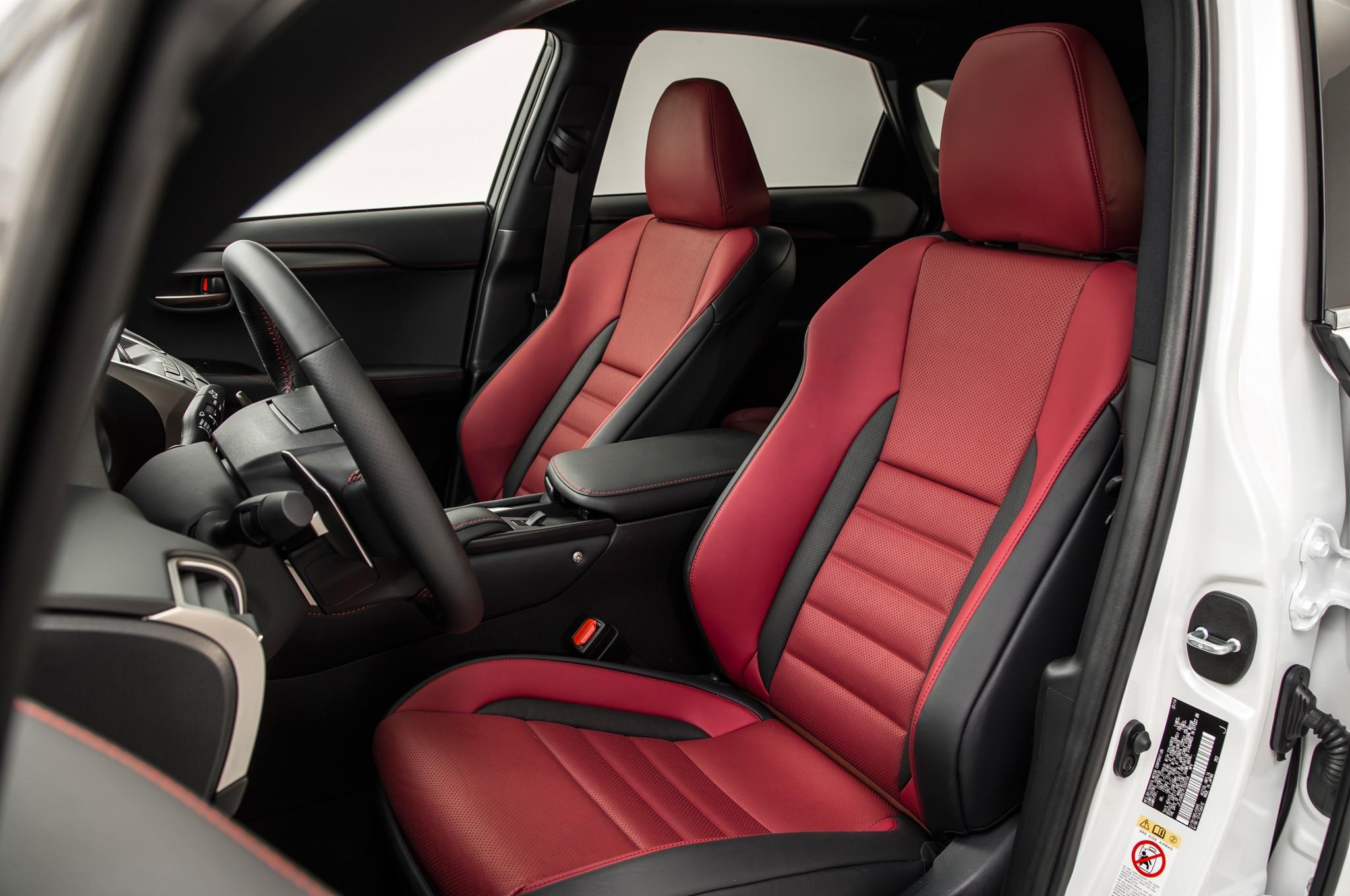 2015 Lexus Nx 200t F Sport Driver Side Interior Motor Trend En Espanol