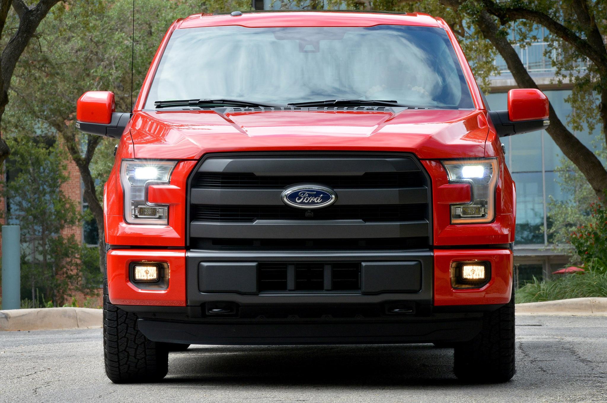 Ford F-150 2015: Primer Manejo