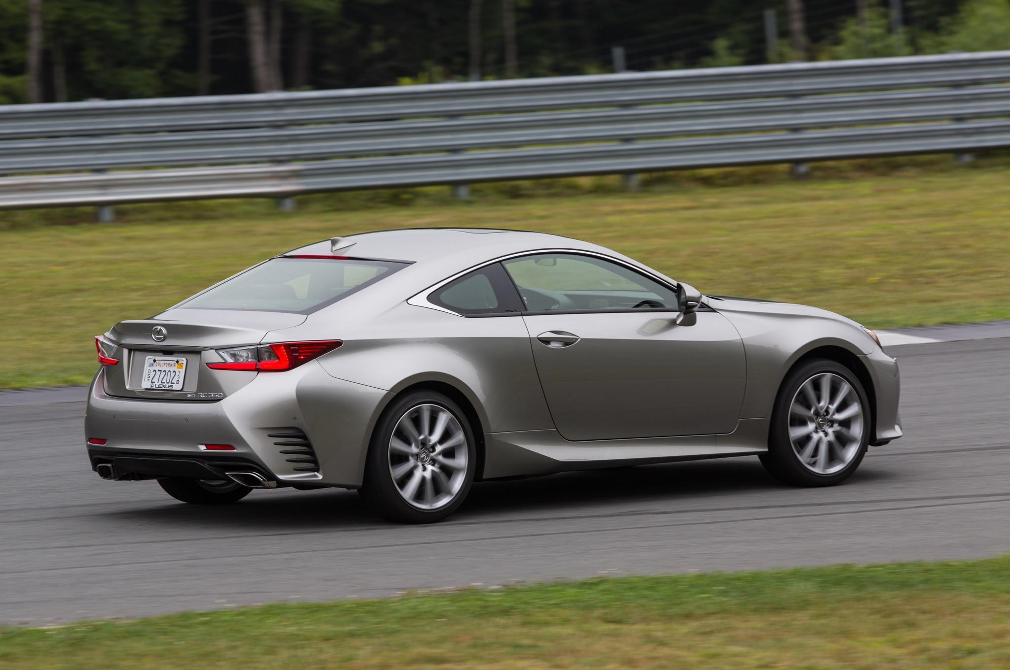 Lexus Rc F 0 60 >> Lexus RC F 2015: Primera Prueba