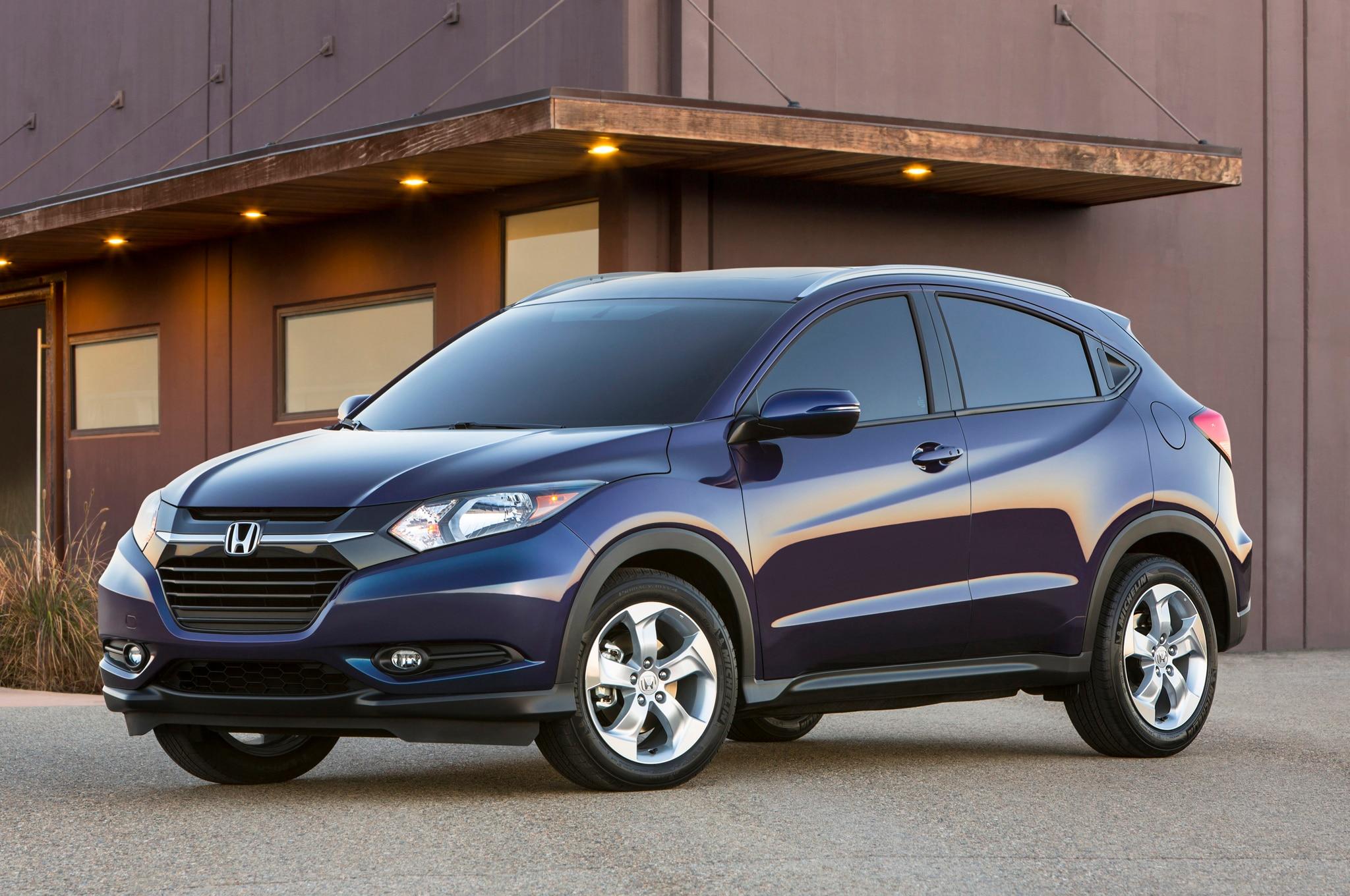 El Honda HR-V 2016 se dirige oficialmente al Auto Show de ...